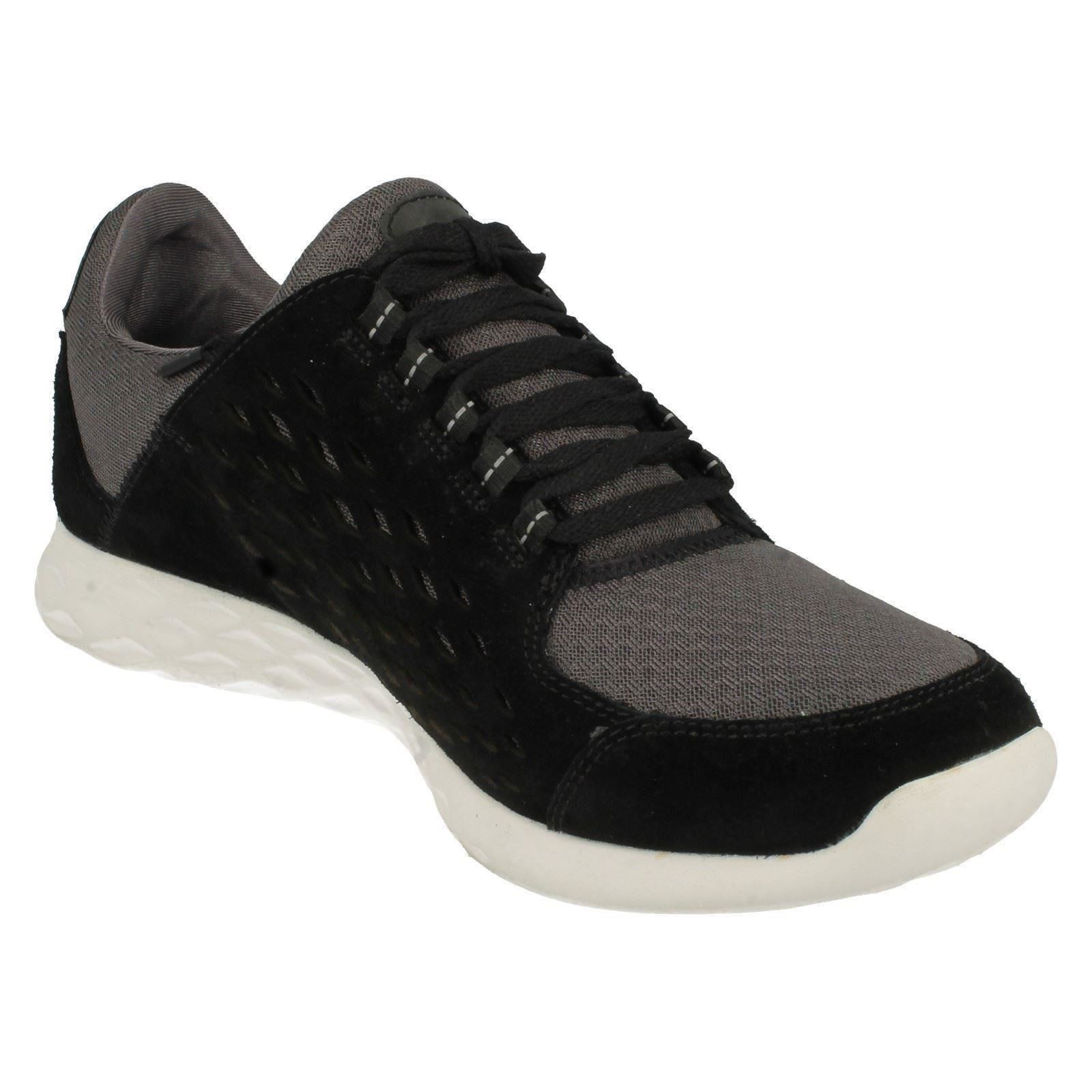 Clarks Mens Casual Active Shoes Seremax Lace