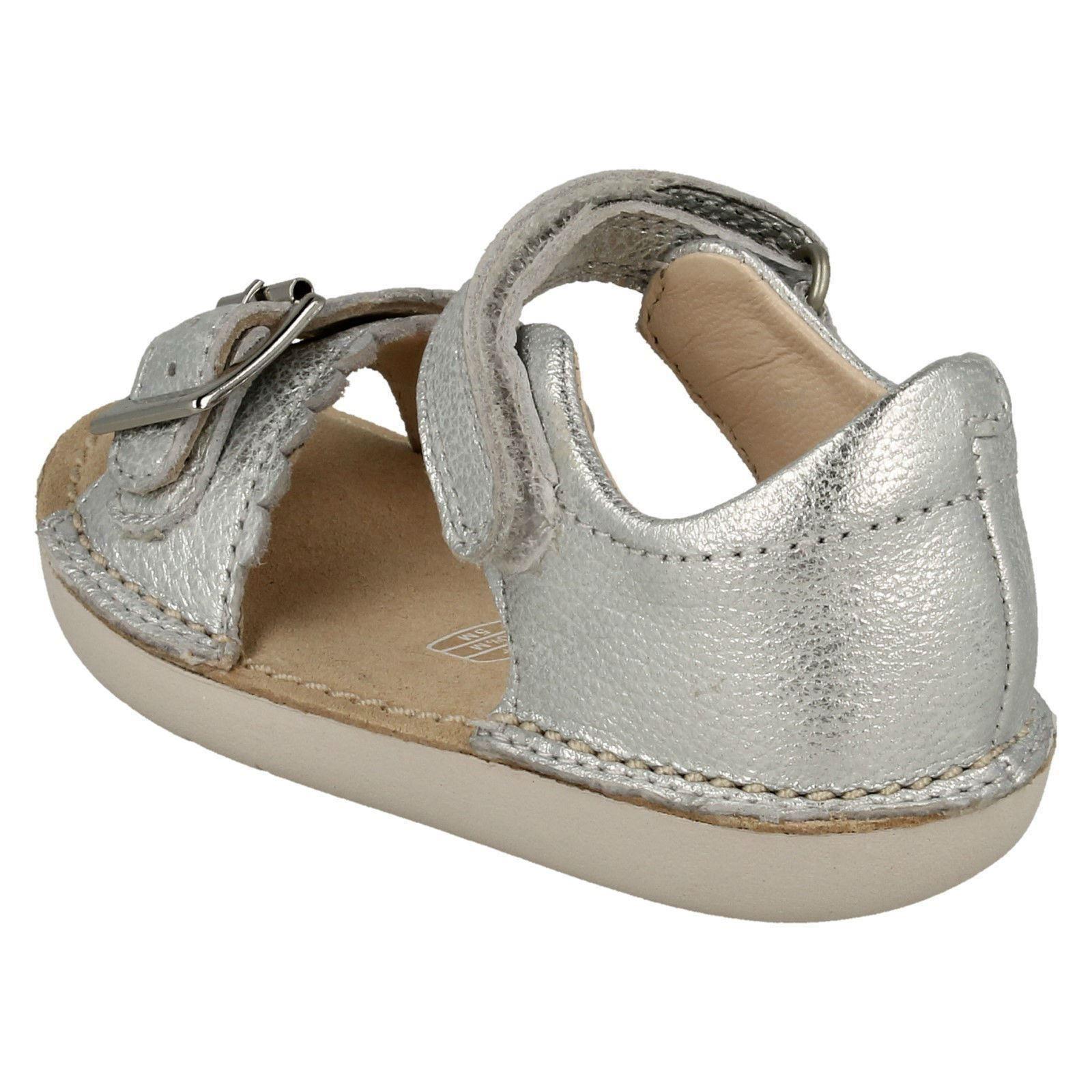 Girls Clarks Summer Sandals /'Ivy Flora/'