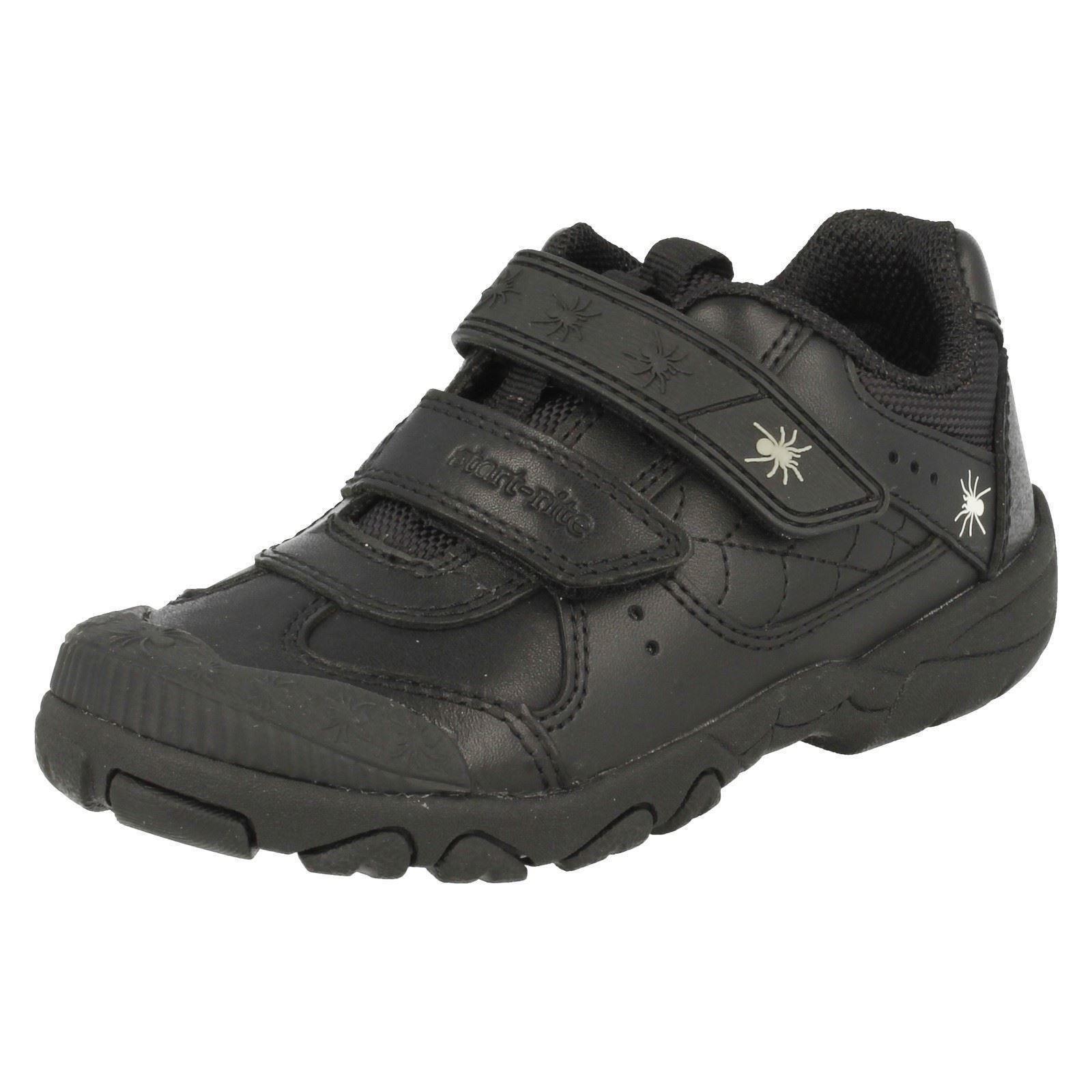Boys Startrite Formal School Shoes Tarantula