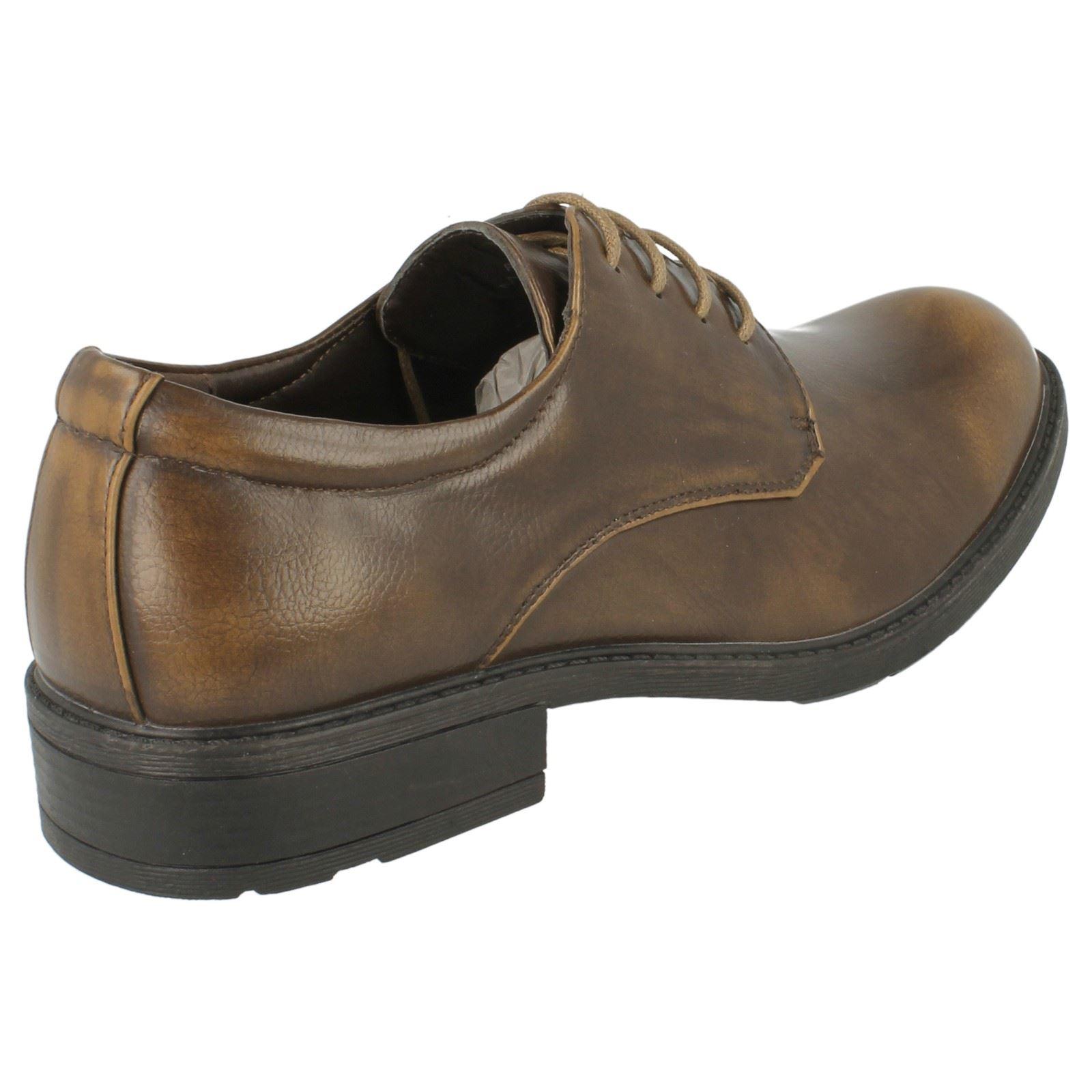 Mens Maverick /'Low Lace Up Shoe/'