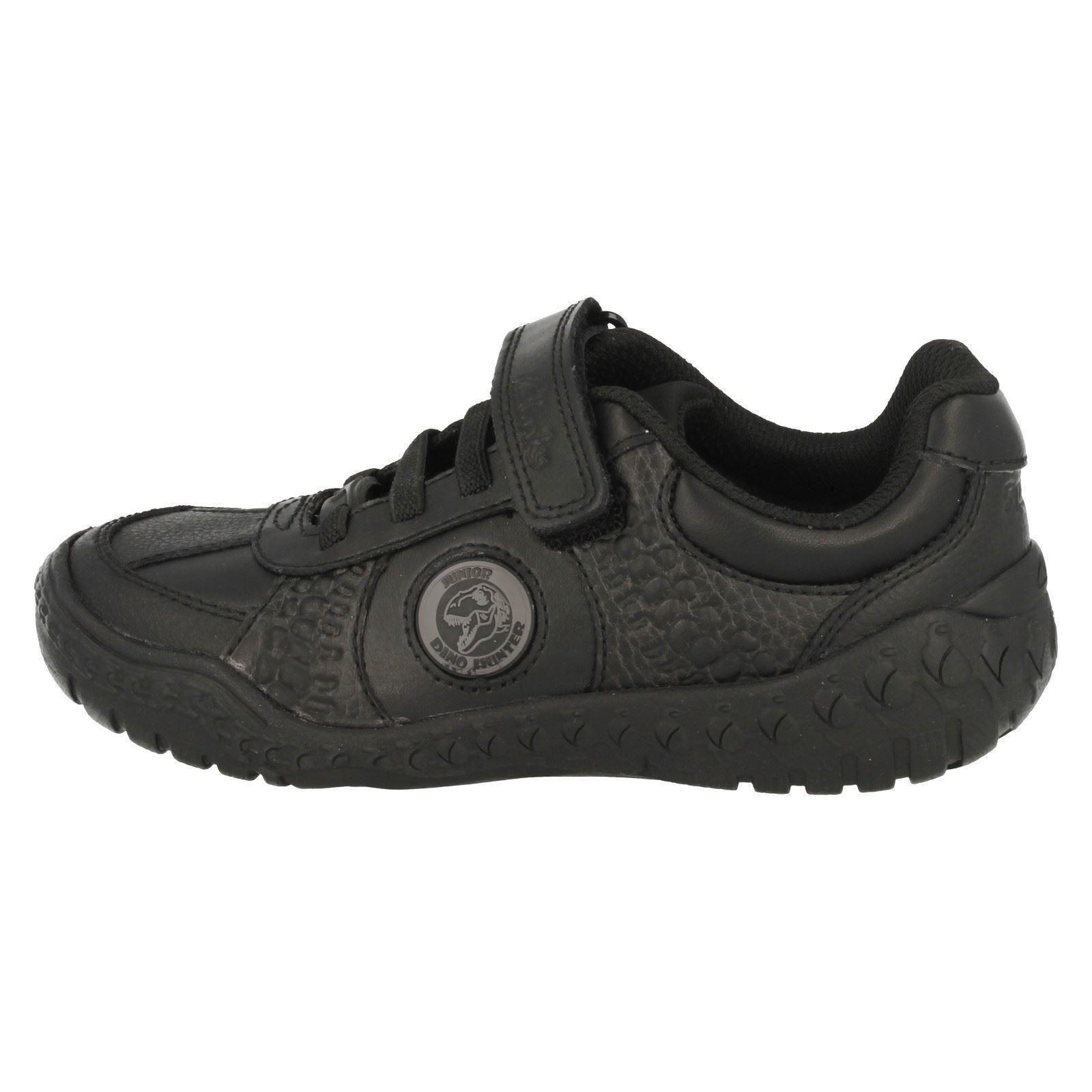 Boys Clarks School Shoes /'Stomp Rex/'