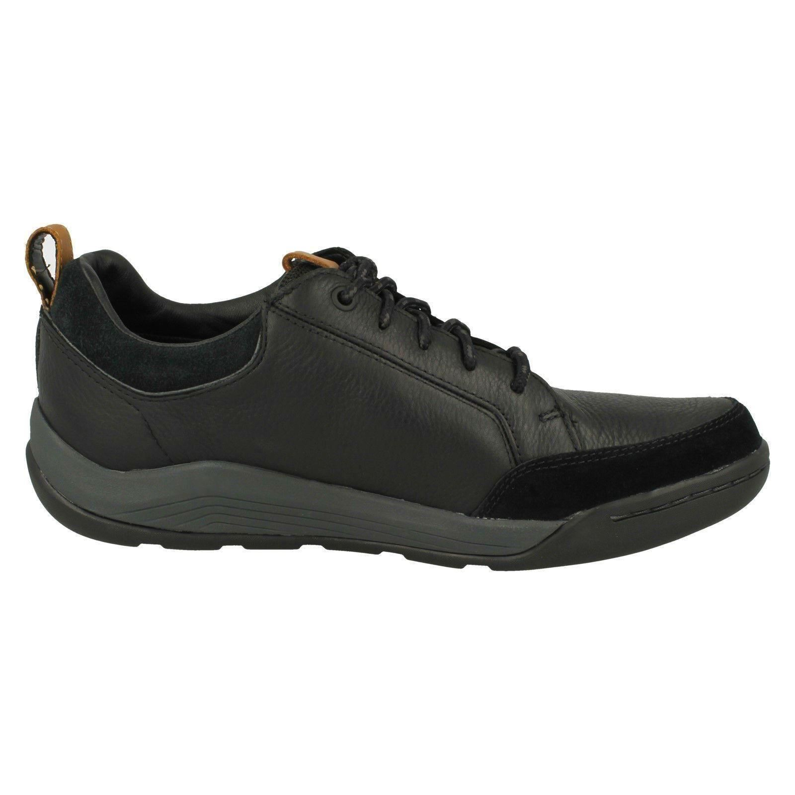 Clarks Pour Homme Casual Gore-Tex Chaussures Ashcombe Bay GTX