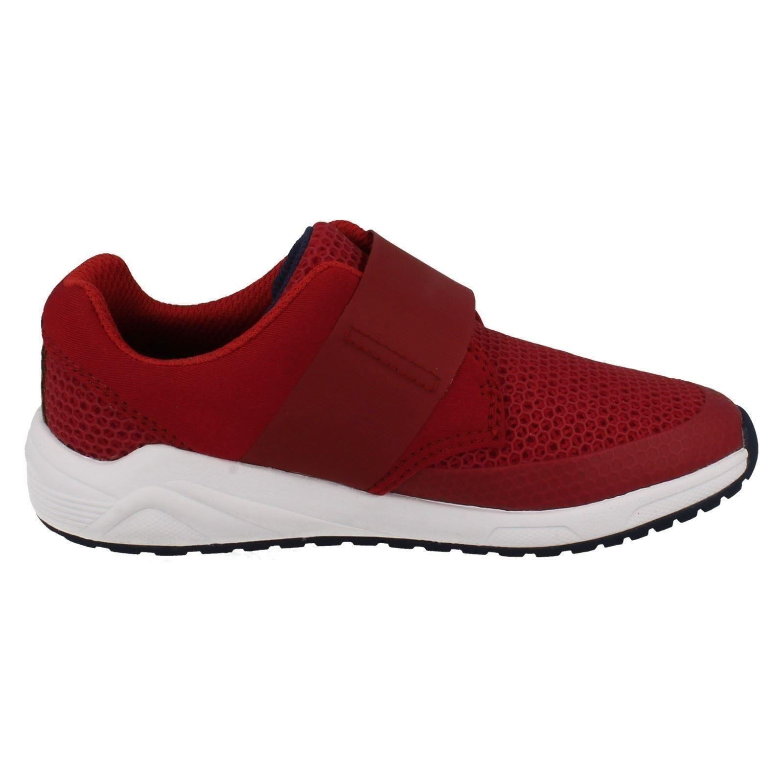 Boys Clarks Casual Trainers *Frisby Ace*