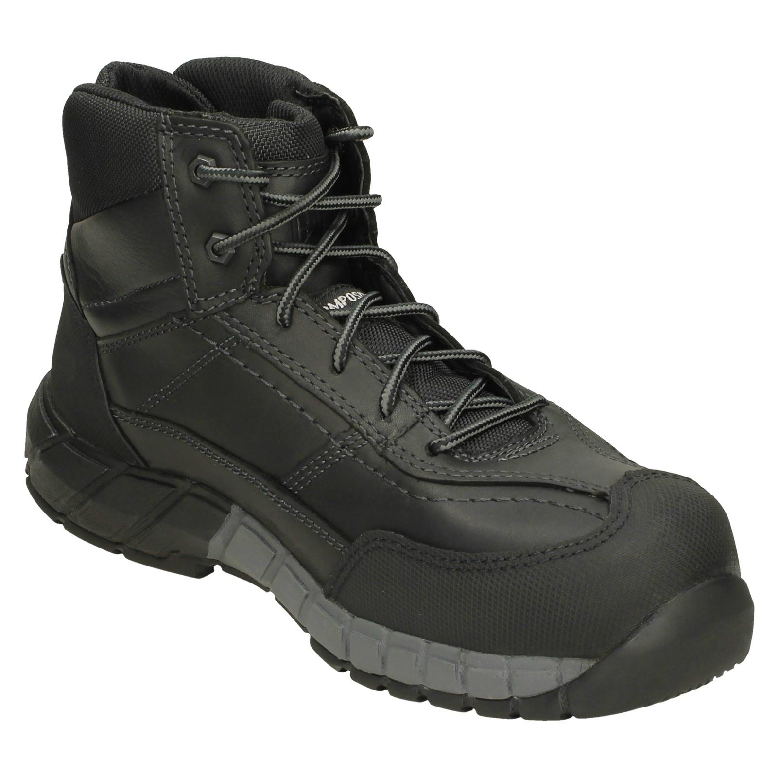 Mens Caterpillar Composite Toe Safety Boots /'Streamline MD L CT/'