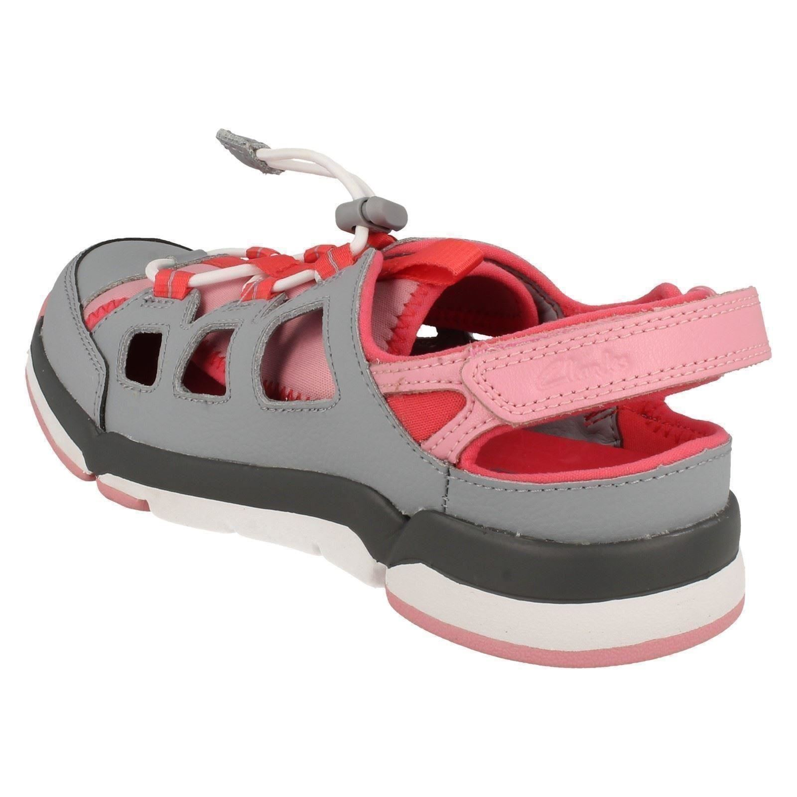 Girls Clarks Closed Toe Summer Sandals /'Tri Surf/'