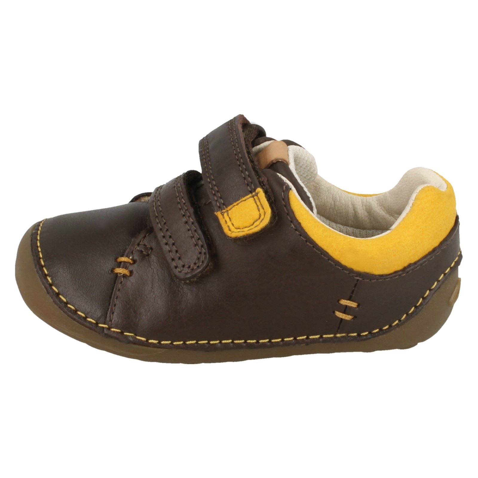 Boys Clarks First Shoes *Tiny Toby*