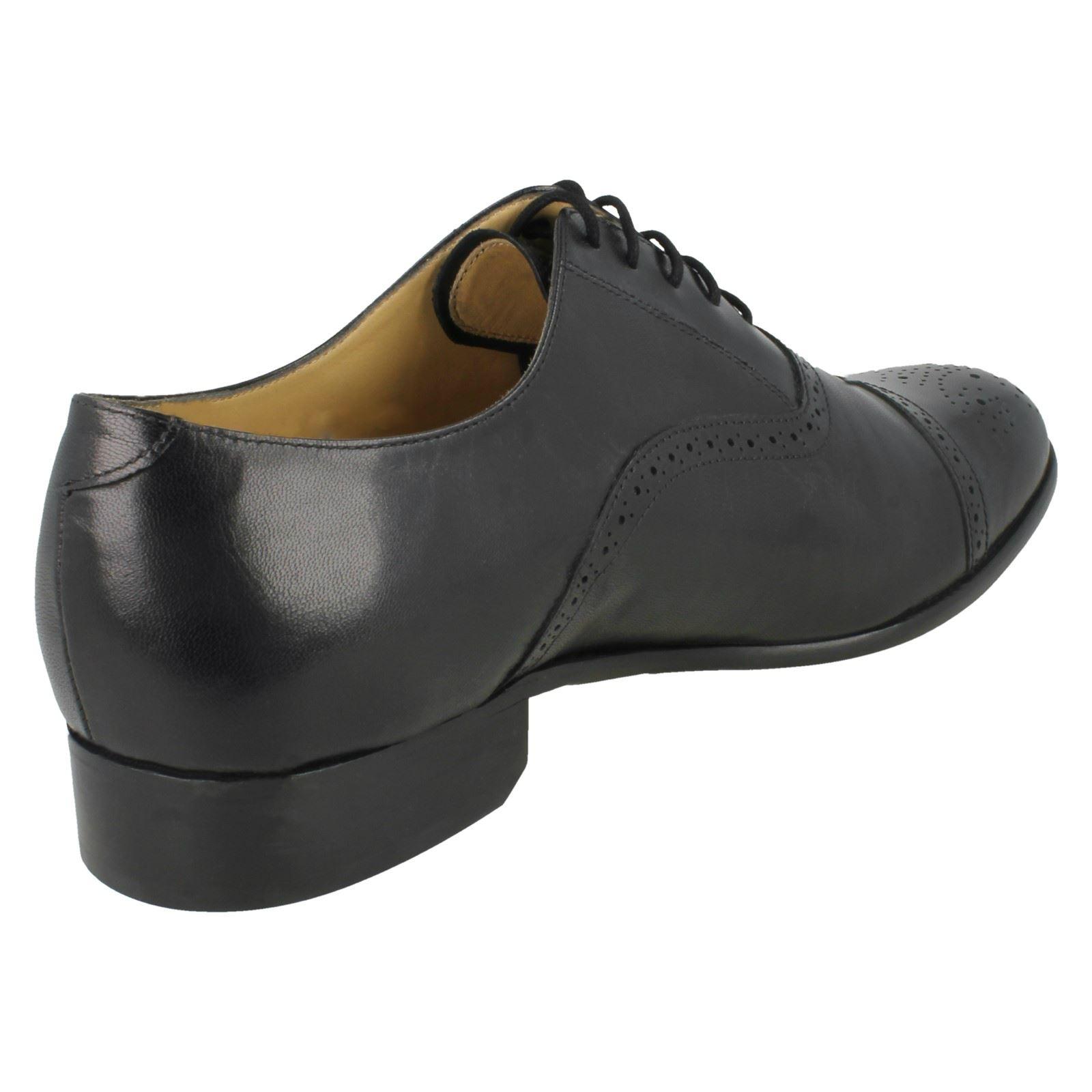 Mens Thomas Blunt Smart Leather Formal Shoes /'St Pancras/'