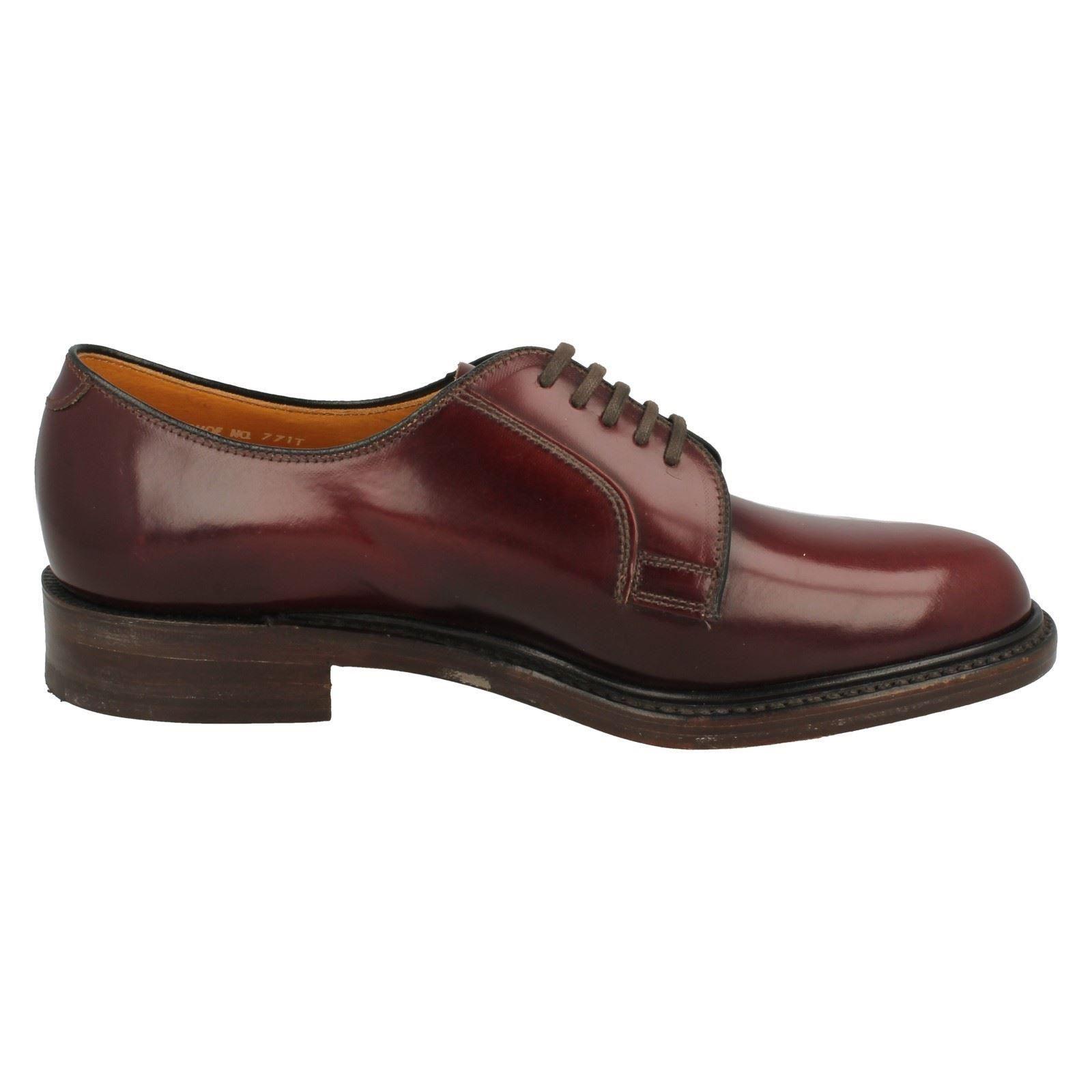 771T Loake pour homme en cuir classique à lacets chaussures
