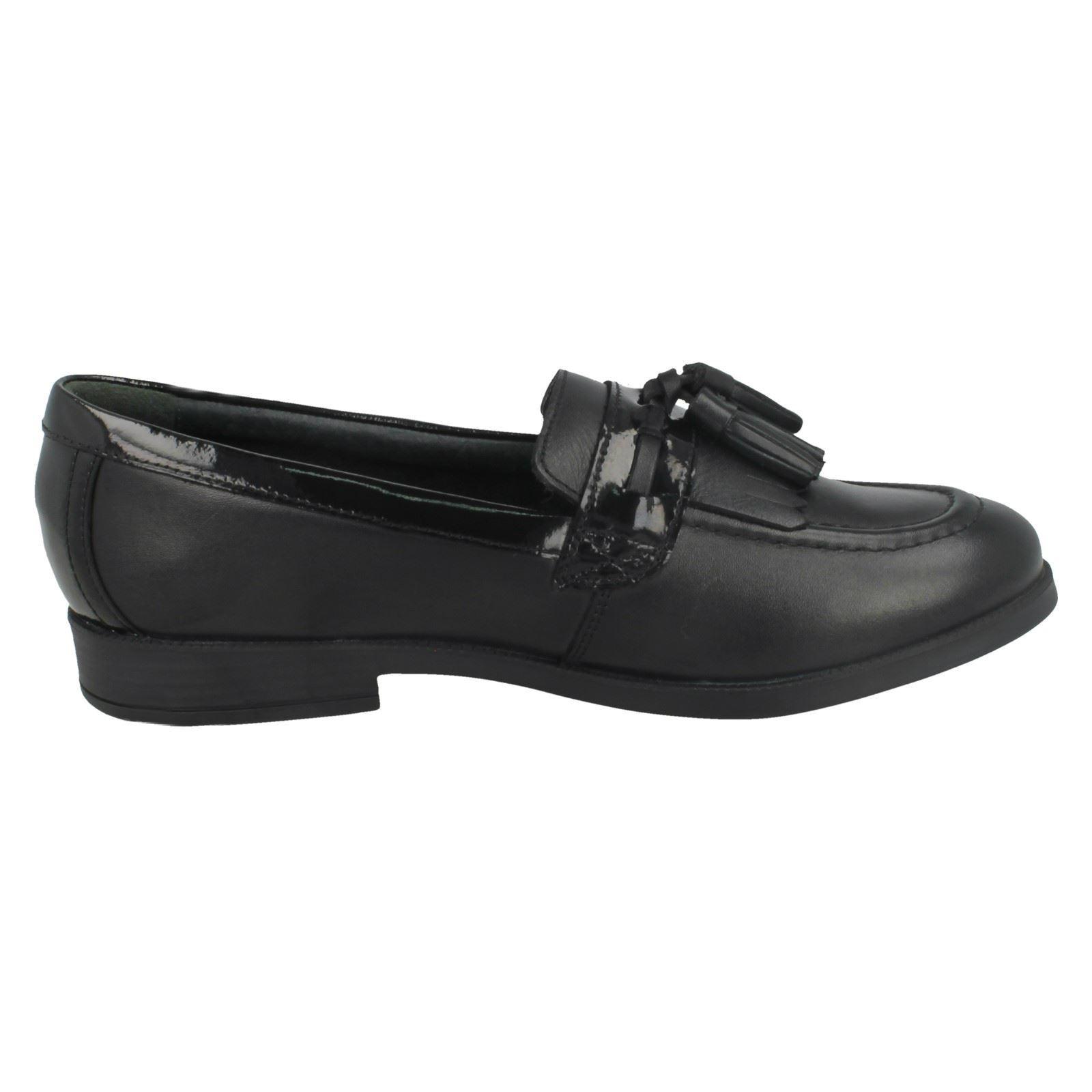 Girls Startrite Smart Flats /'Loafer/'