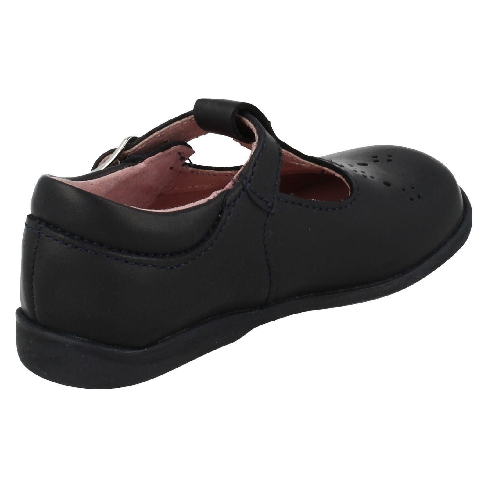 Infant Girls Startrite Sandalette III T-Bar Shoes