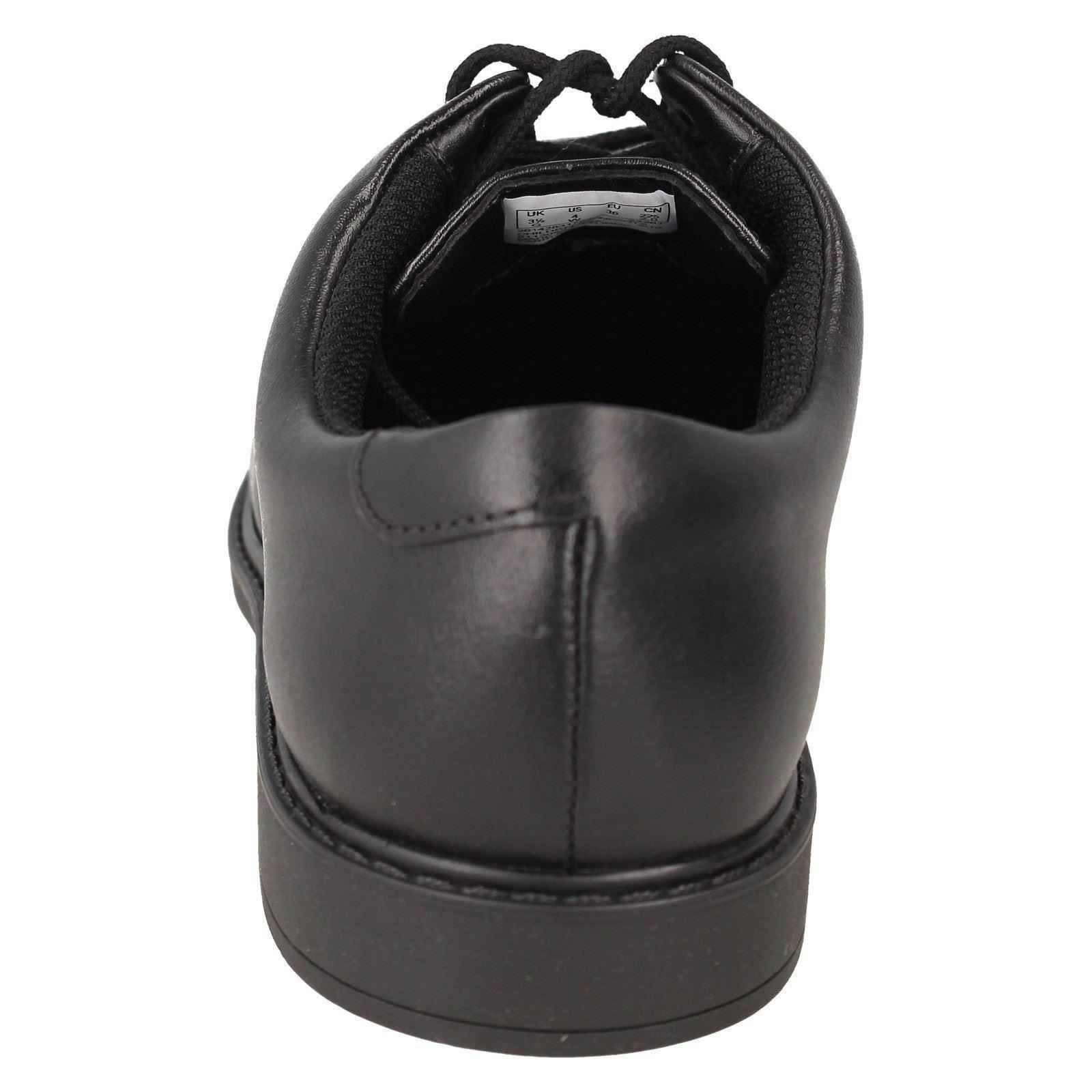 Boys Clarks Stylish Formal//School Shoes Scala Loop