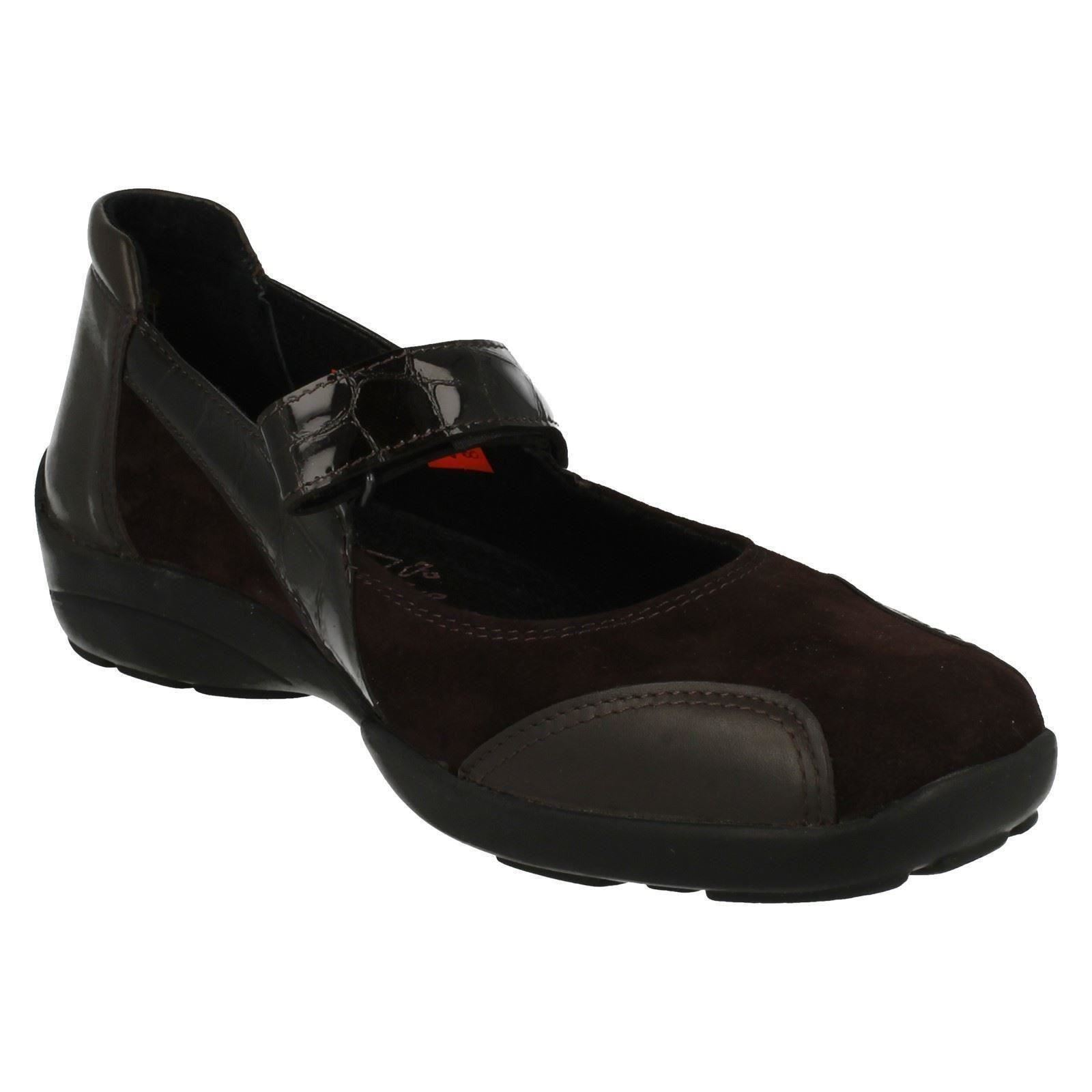 "Ladies Easy B Mary Jane Shoes /""Keighley/"""