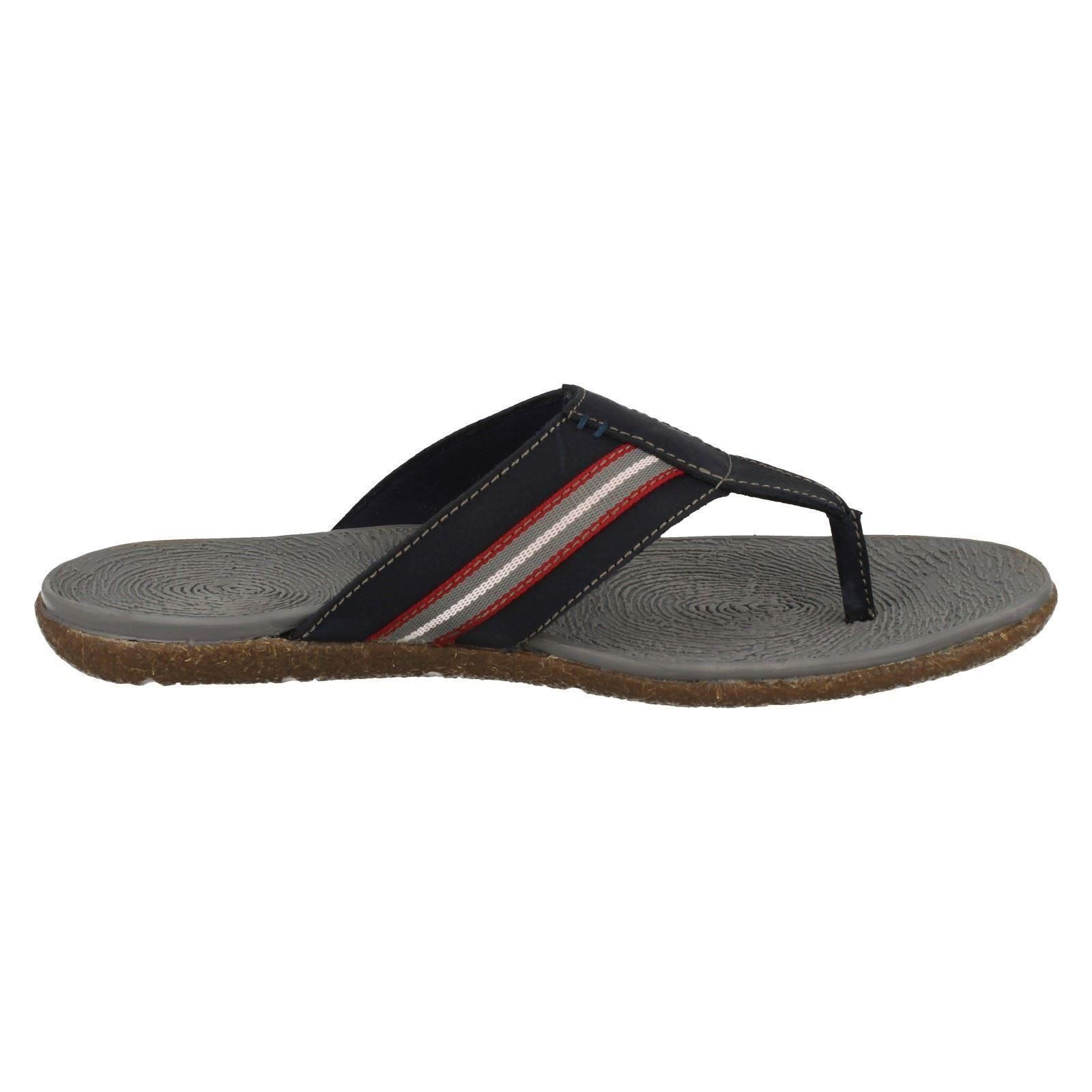 Mens Hush Puppies Summer Sandals /'Frame Toe Post/'