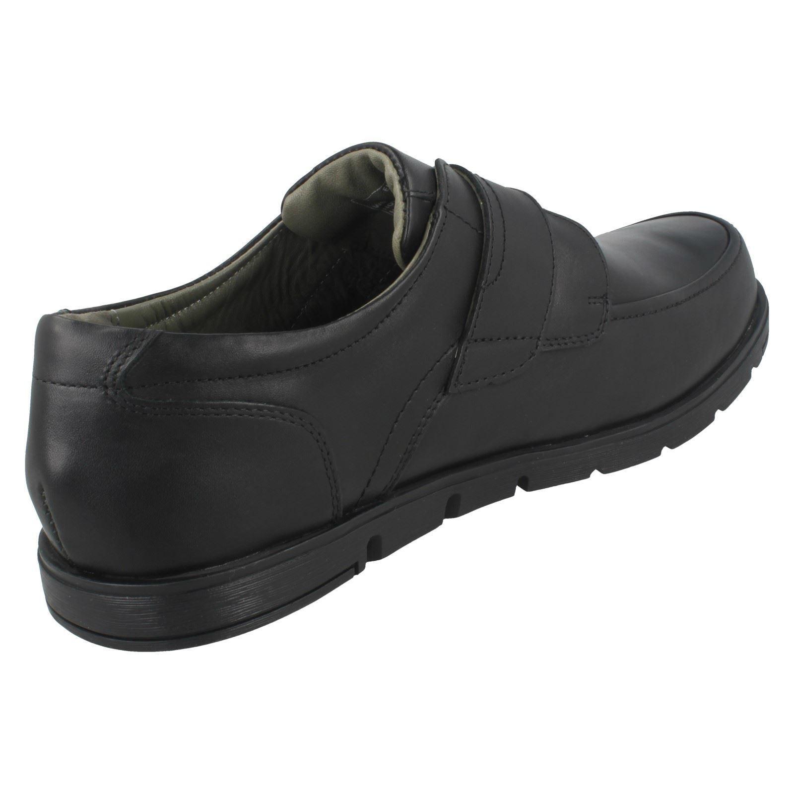 Mens Hush Puppies Nova Formal Shoes