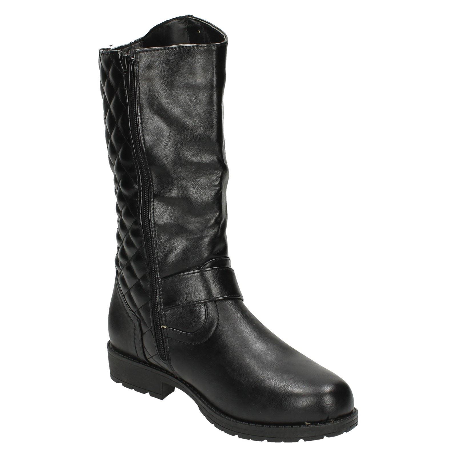 Ladies Spot On Boots