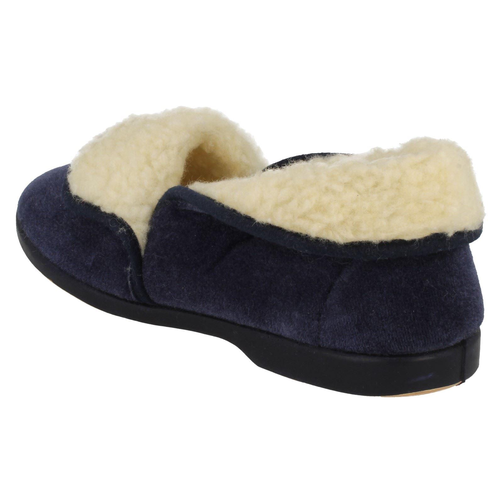Ladies Lady Love Slip On Slippers /'4way/'