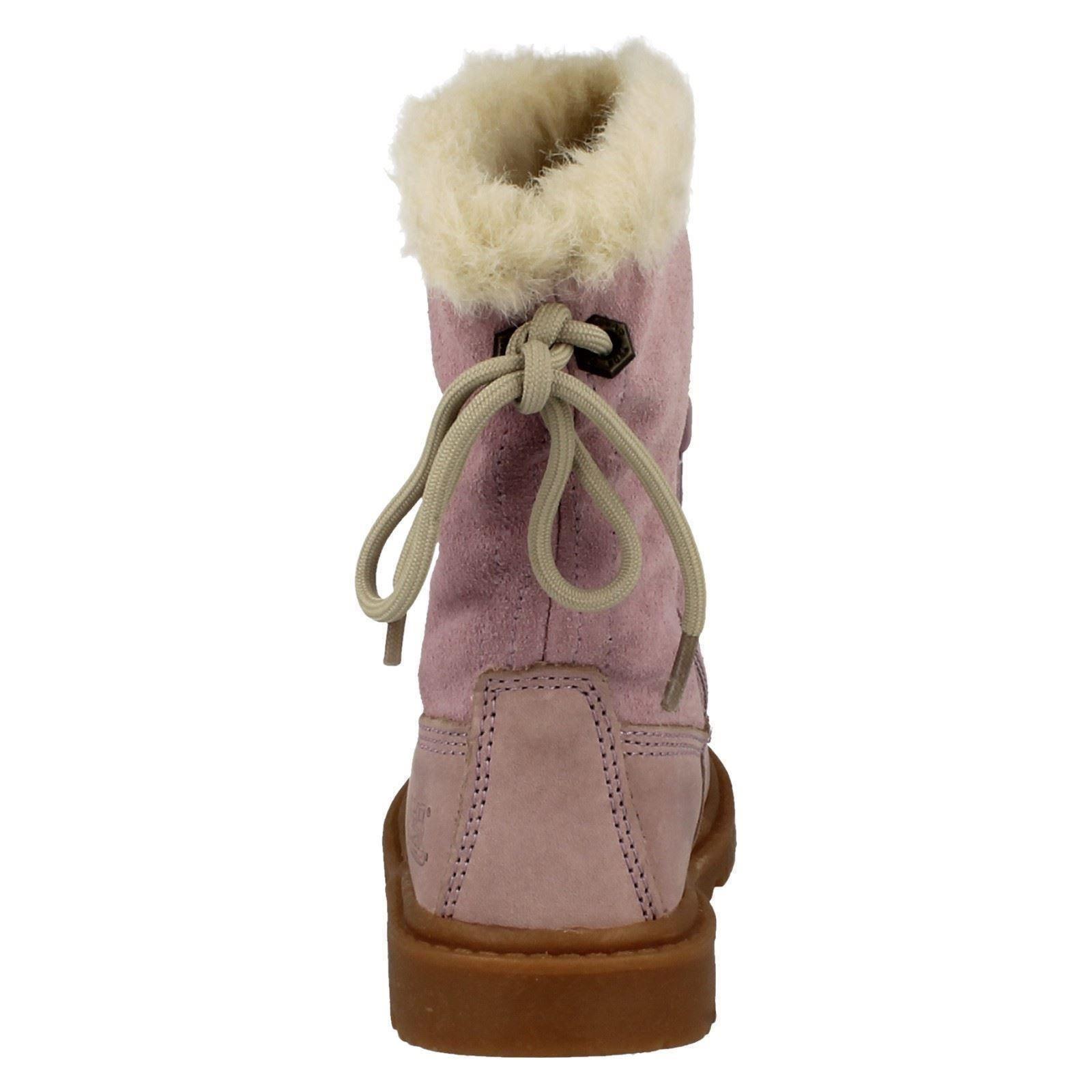 Girls Caterpillar Slip On Boots /'Bruiser Scrnch/'