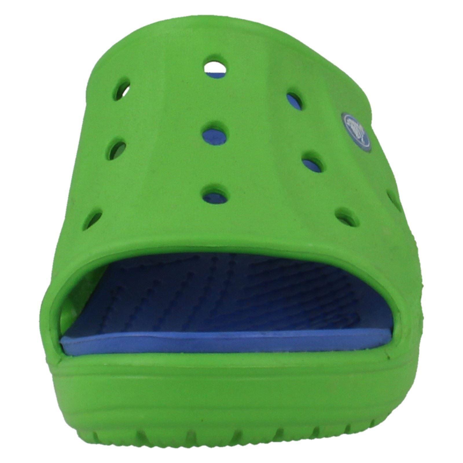 Unisex Crocs Feat Slide Kids Mule Sandals