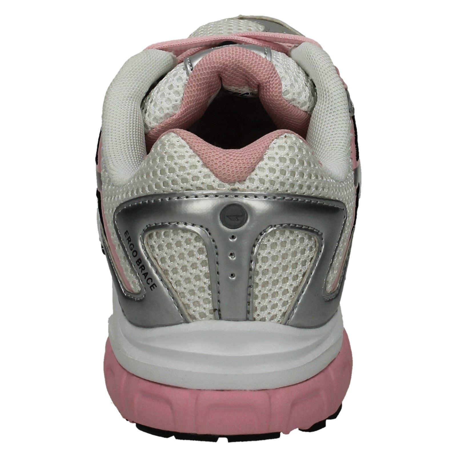 Femmes Hi-Tec Décontracté Sporty Lacets Textile et synthétique baskets R157