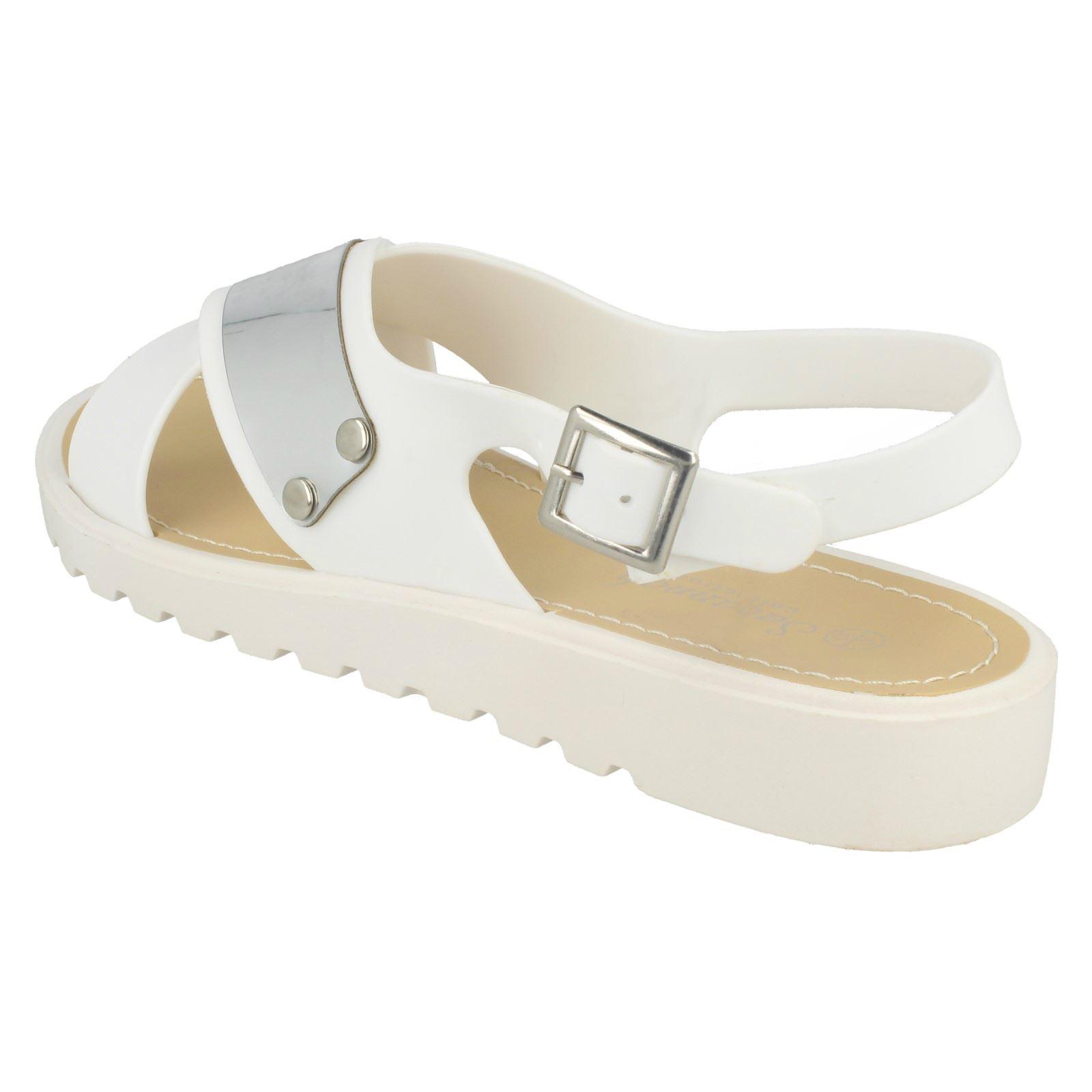 Ladies Savannah Cross Over /'Summer Sandals/'