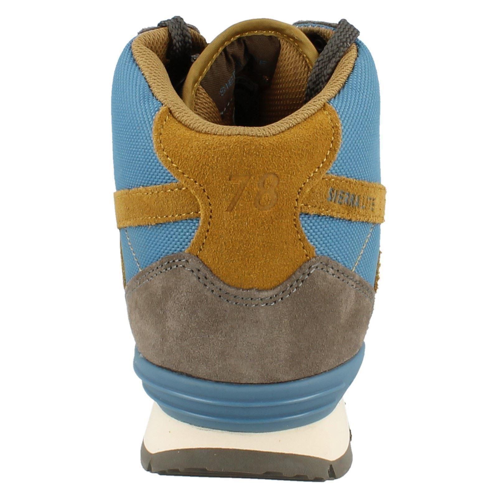 Mens Hi-Tec Manmade Boots *Sierra Lite Original WP*