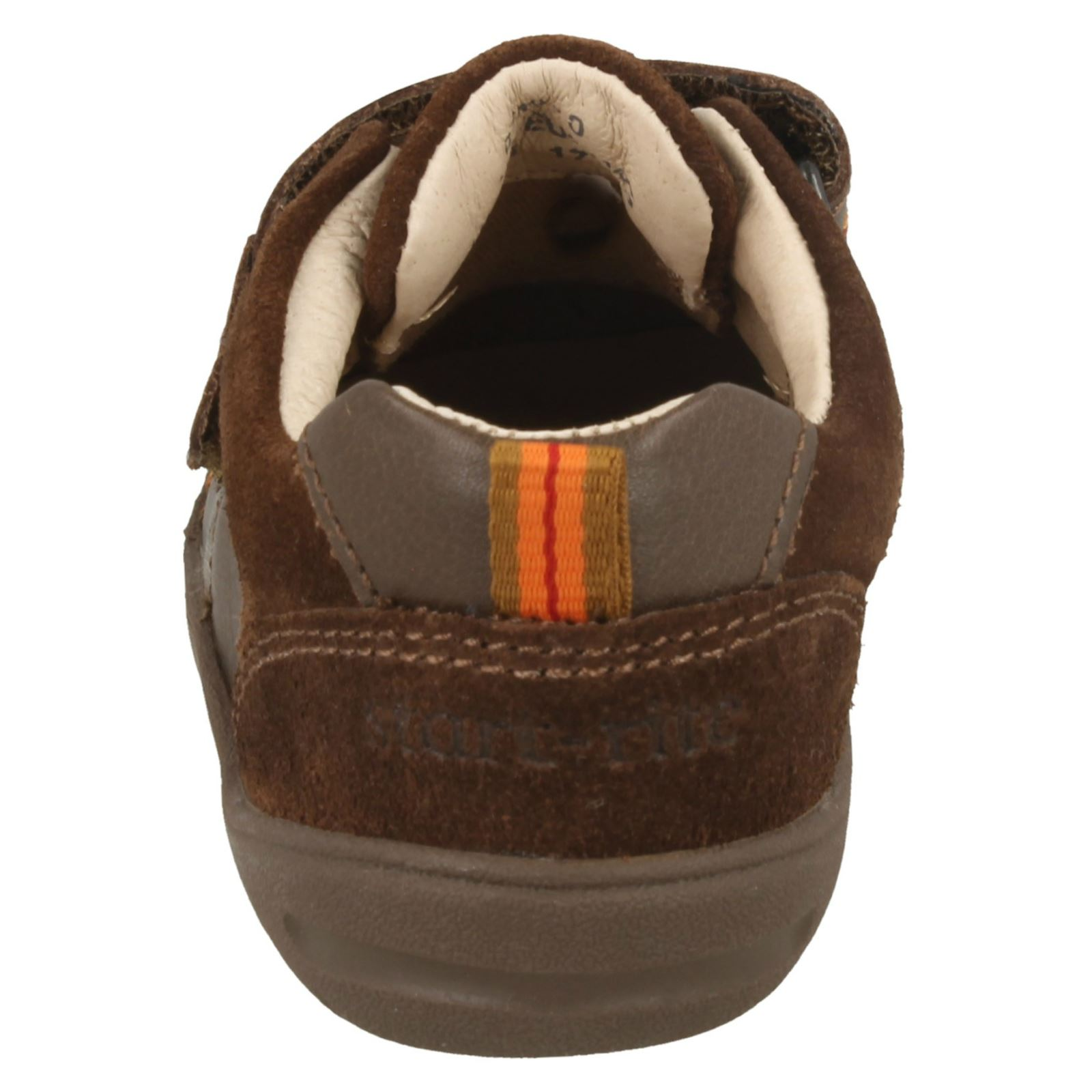 Boys Startrite Casual Shoes /'First Zak/'
