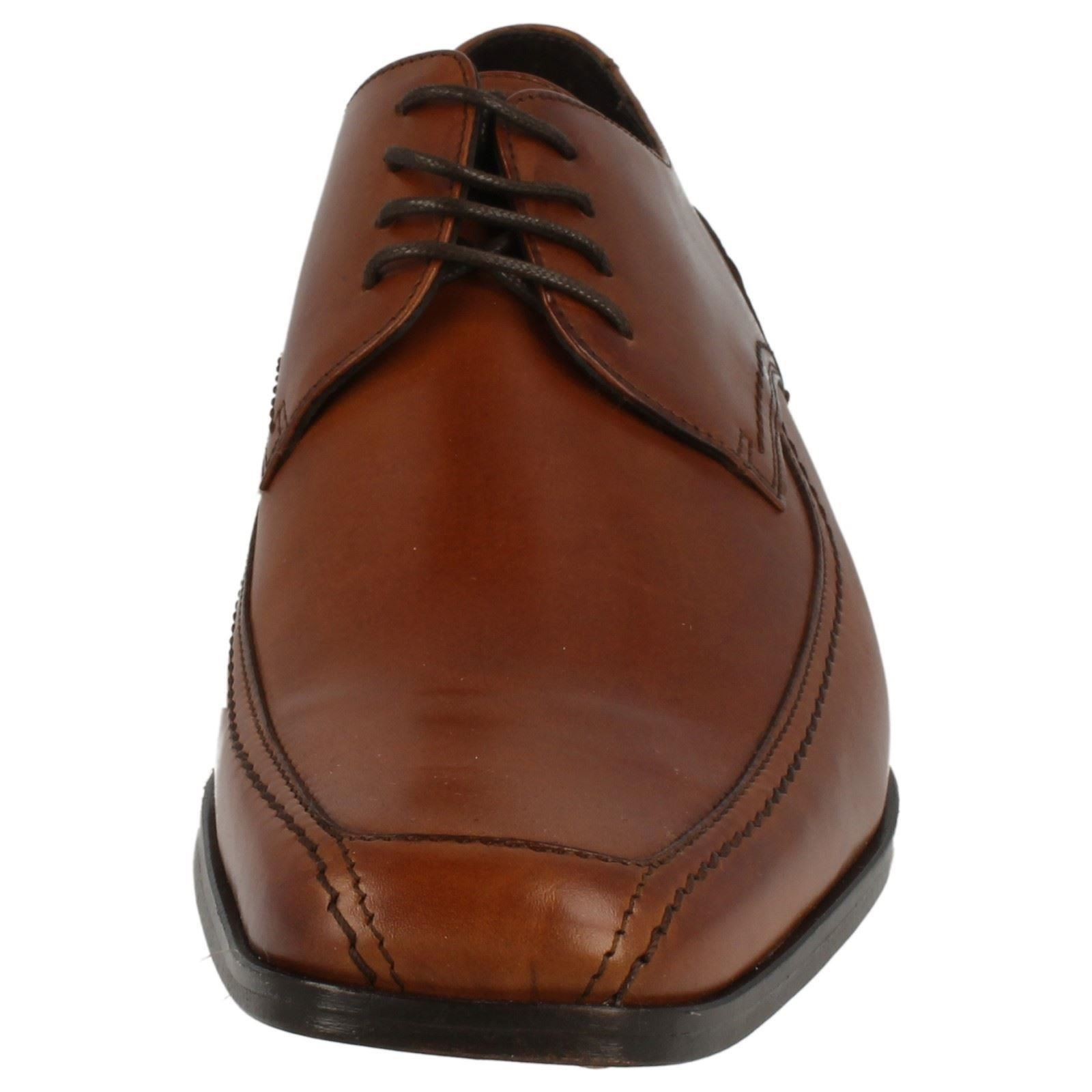 Mens Designer Loake Leather Lace Up Shoes /'1369T/'