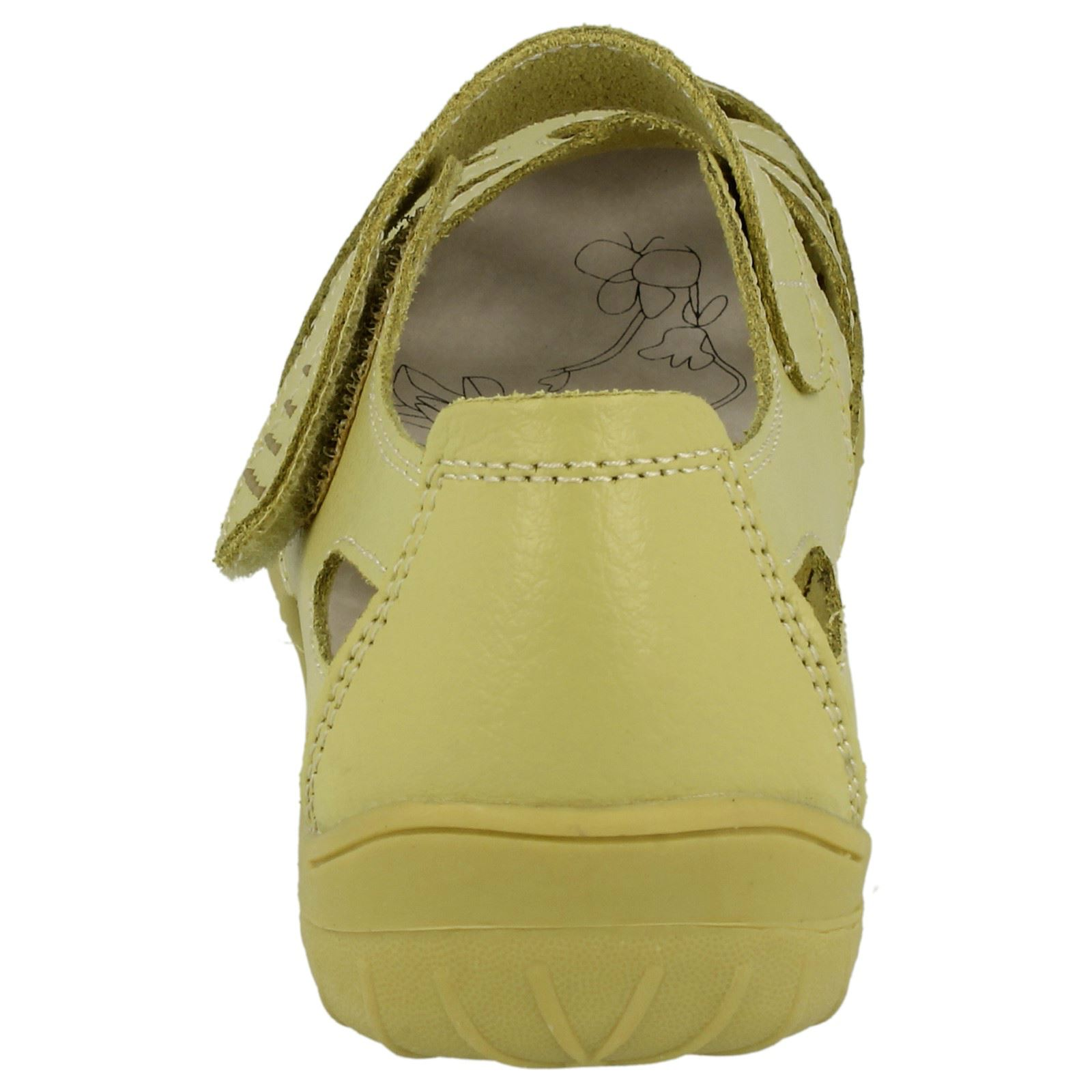 Down to Earth Damas Zapatos Planos de Corte