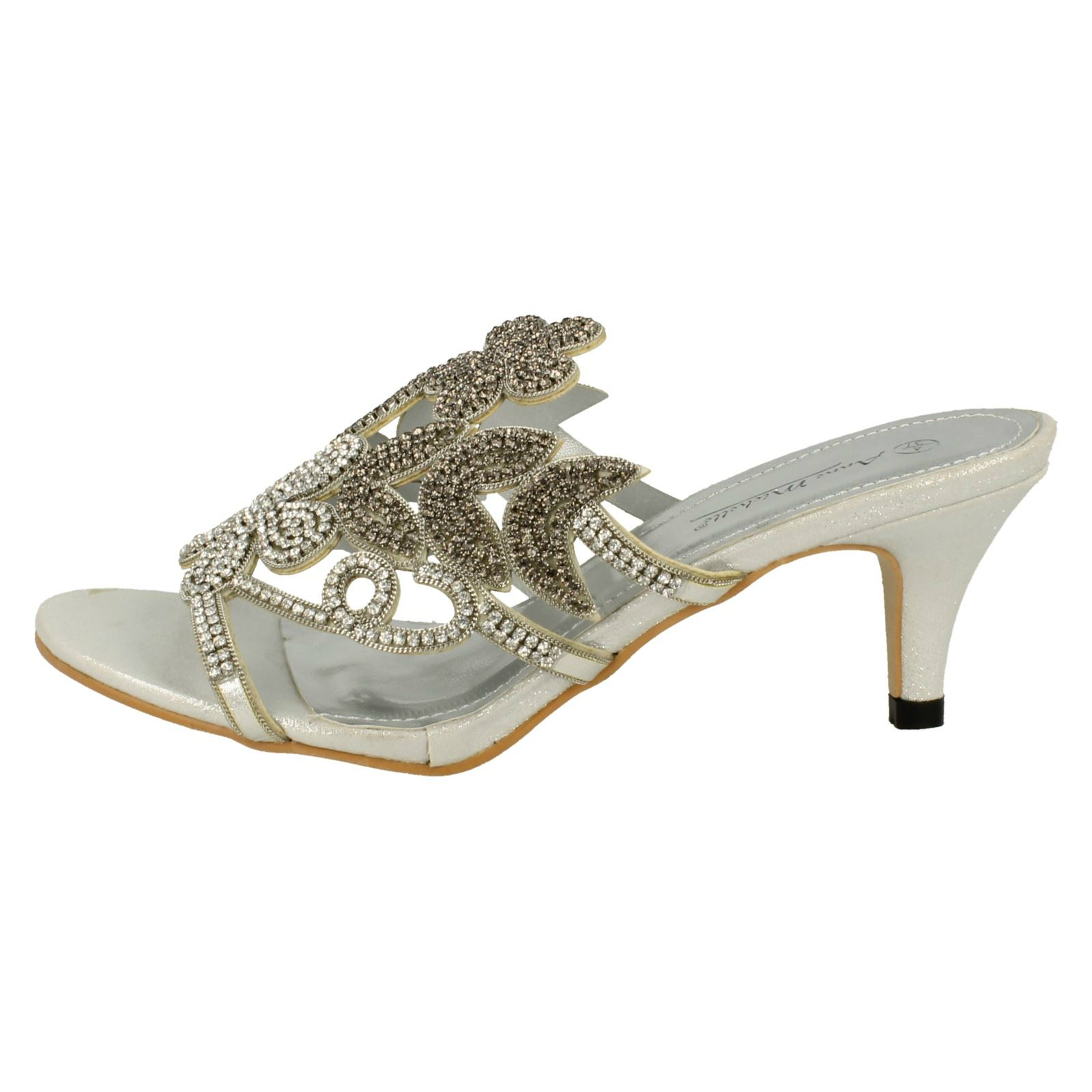 Ladies Anne Michelle Low Heels