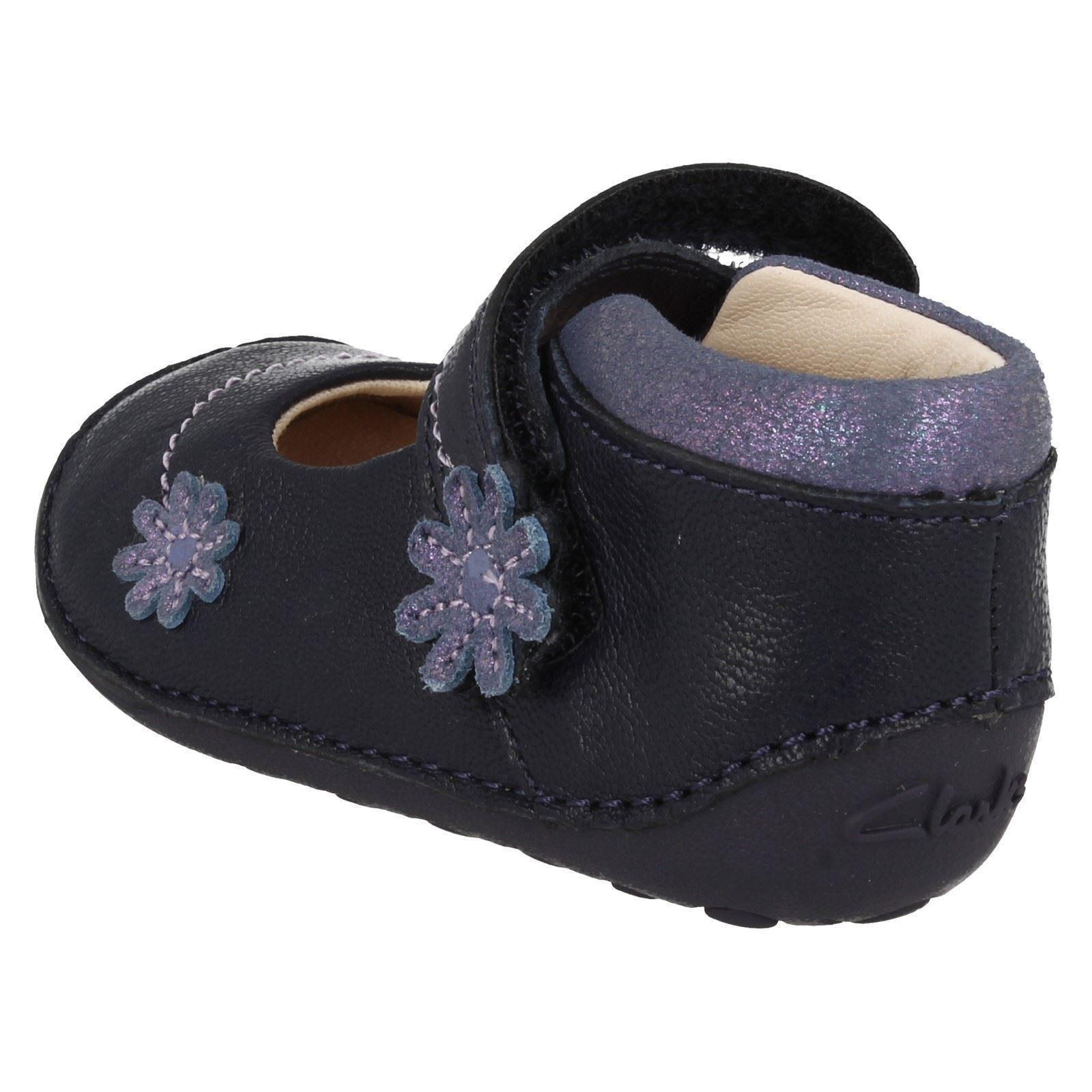 Clarks Girls First Shoes Little Fizzi