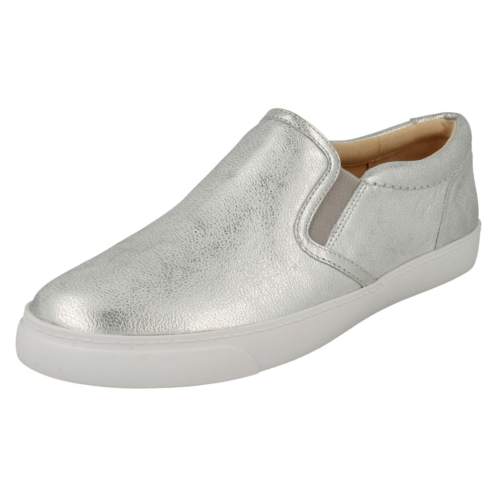 Ladies Clarks Casual Loafer Styled Shoes /'Glove Puppet/'