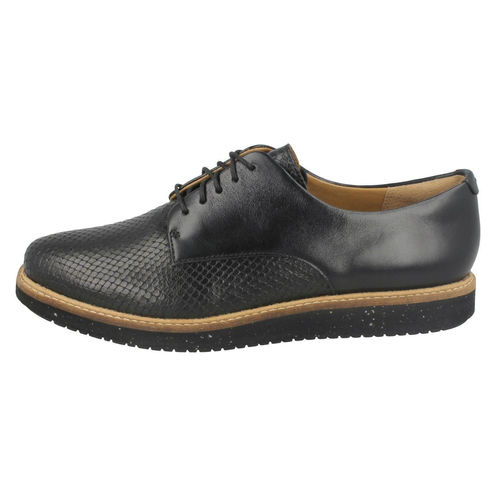 Clarks Ladies Everyday Casual Shoes Glick Darby