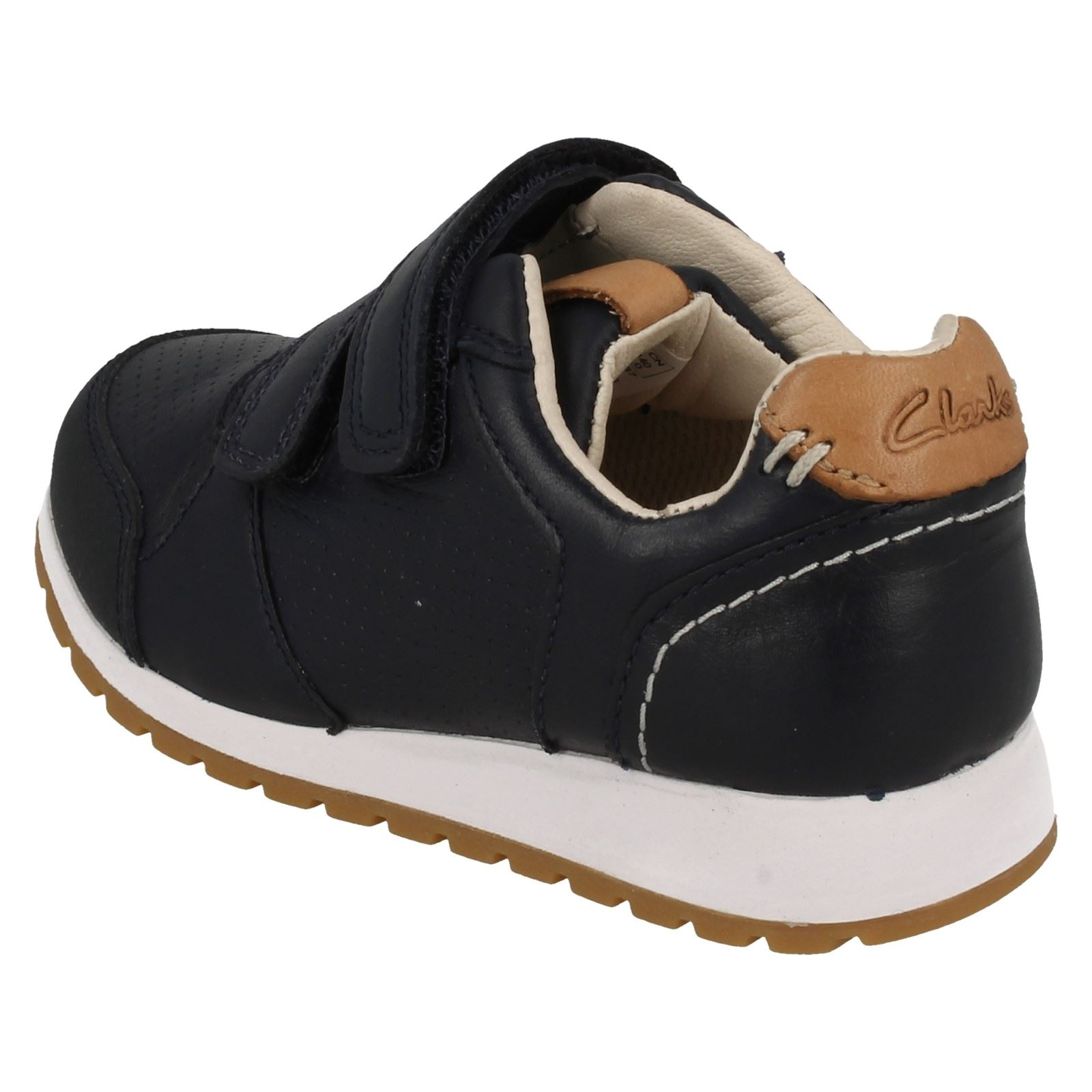 Boys Clarks Stylish Casual Shoes Zest Tex