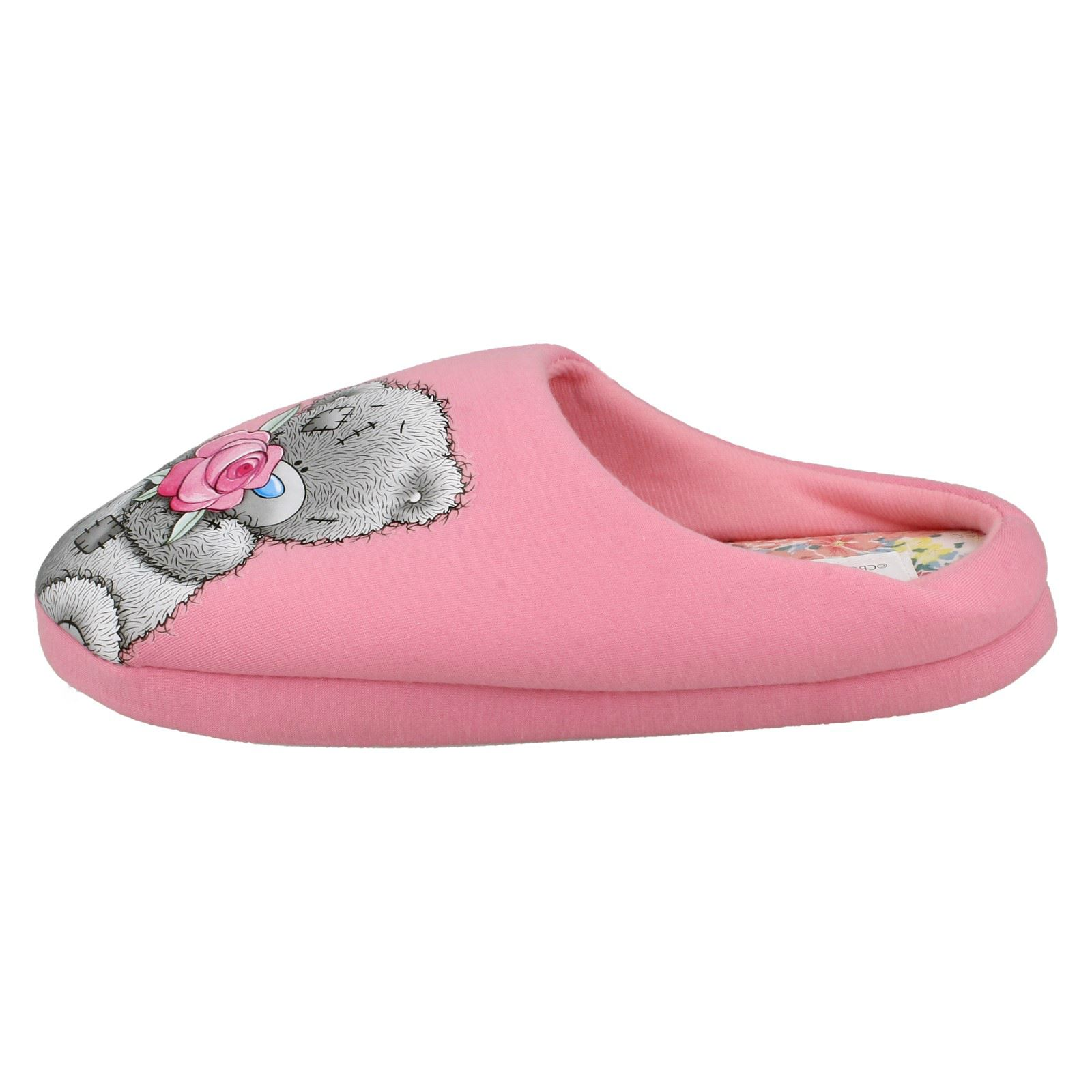 Ladies Me To You Slippers *Tatty Teddy Rose*