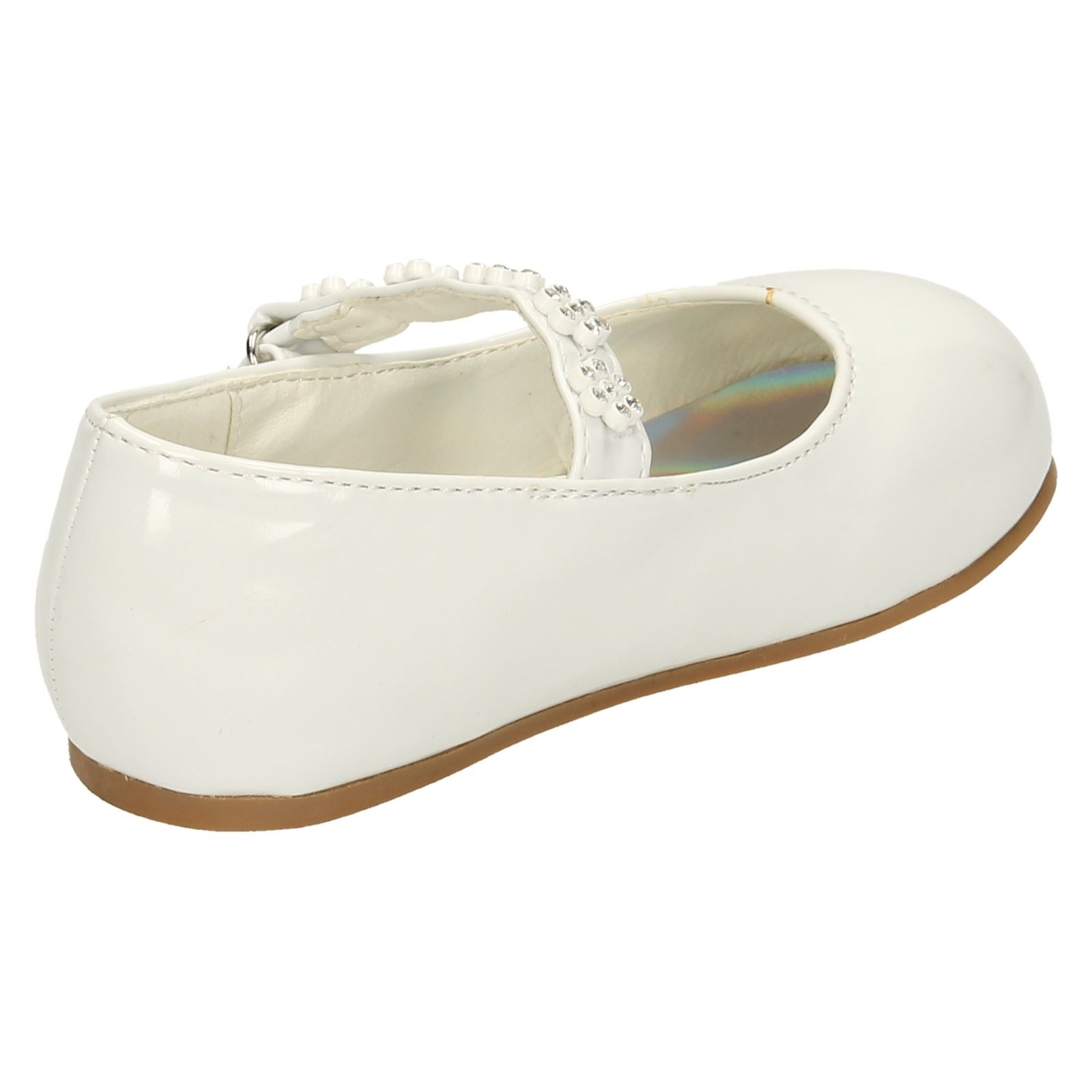 Girls Savannah Flat Ballerinas