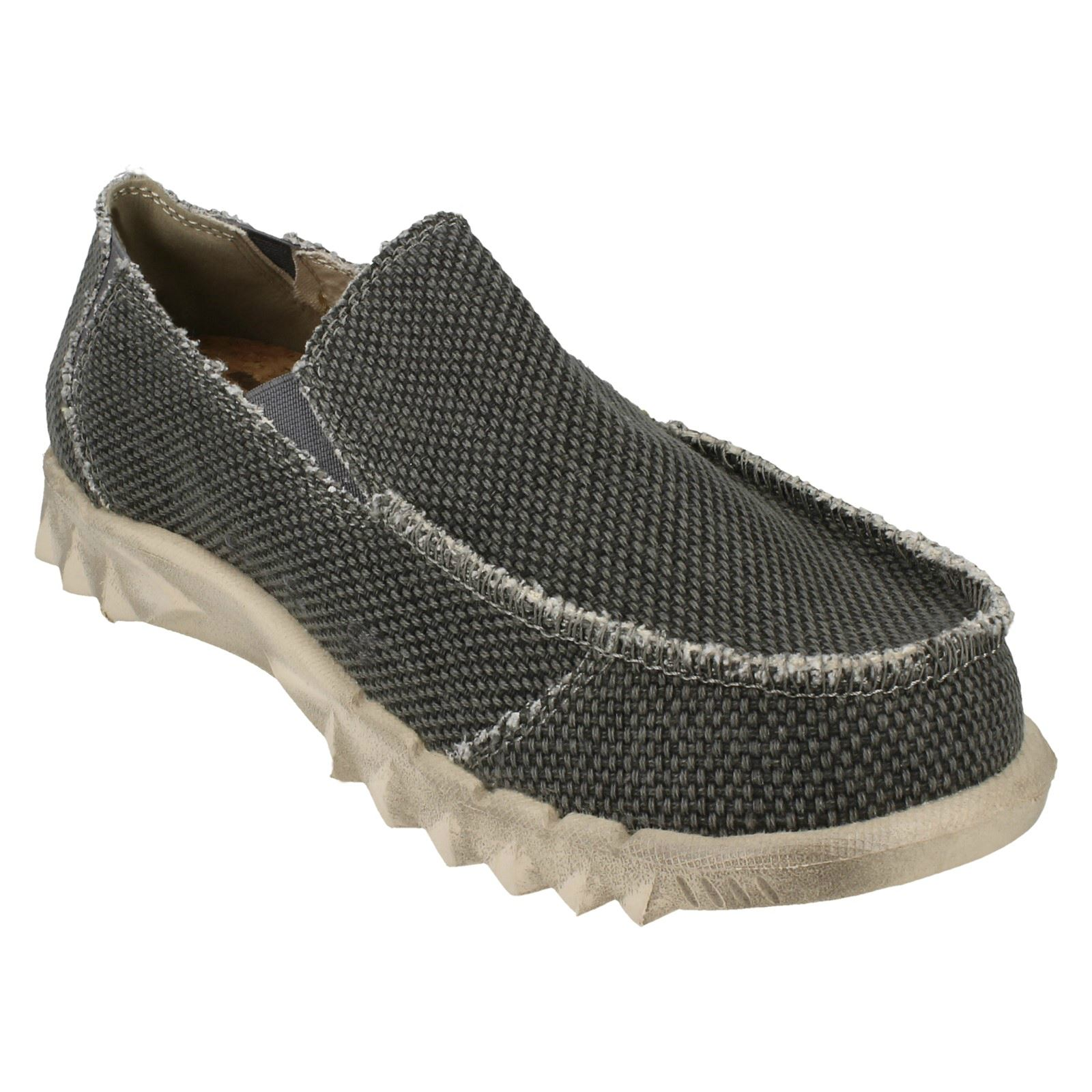 Farty Braided Mens Hey Dude Casual Shoes