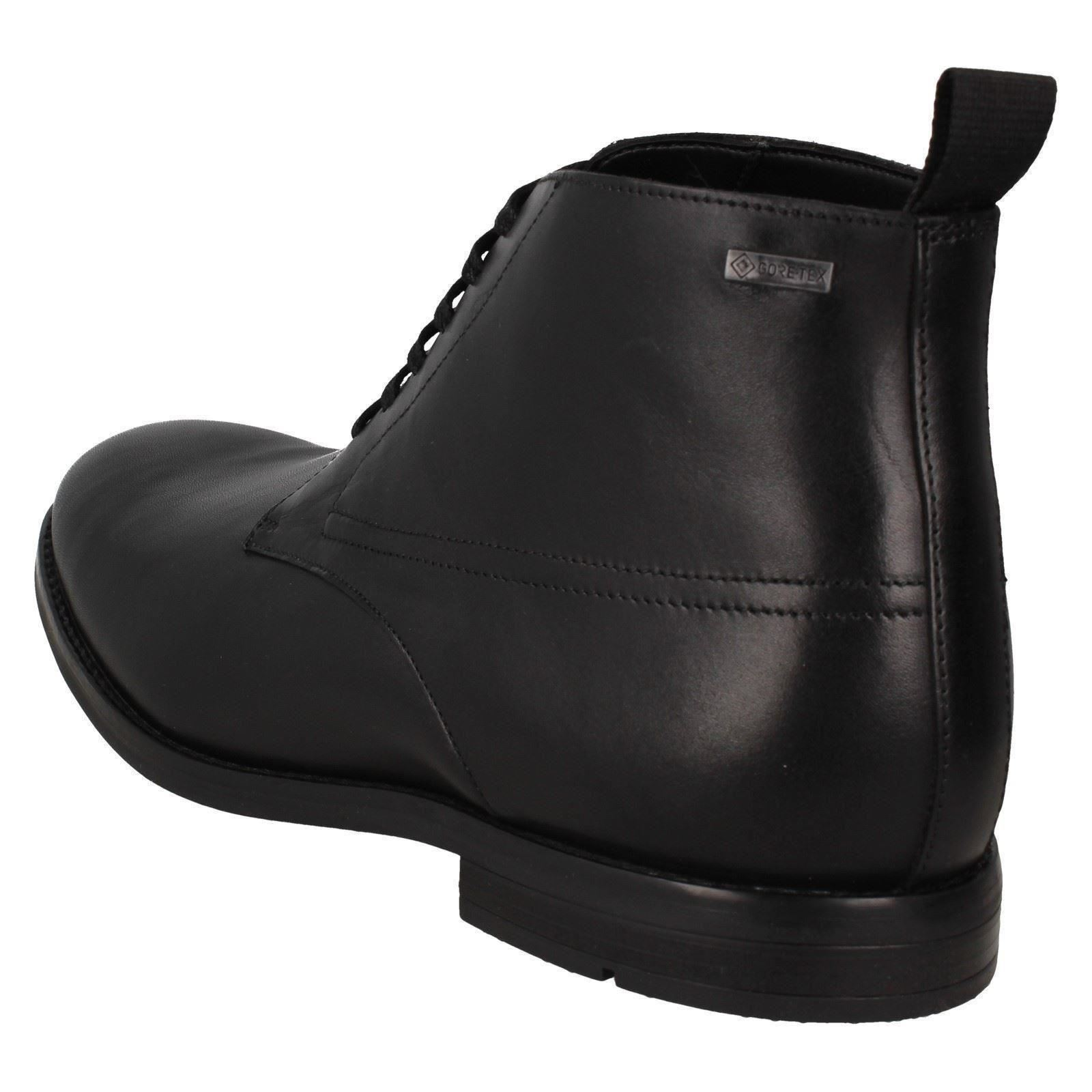 Mens Clarks Gore-Tex Ankle Boots /'Ronnie Up GTX/'