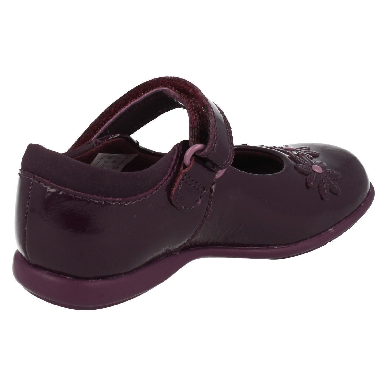 Girls Clarks Smart//Casual Light Up Shoes Trixi Beth