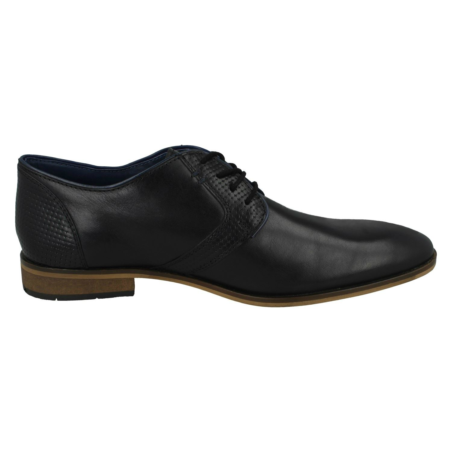 Tampa Pod Mens Formal Lace Up Shoes