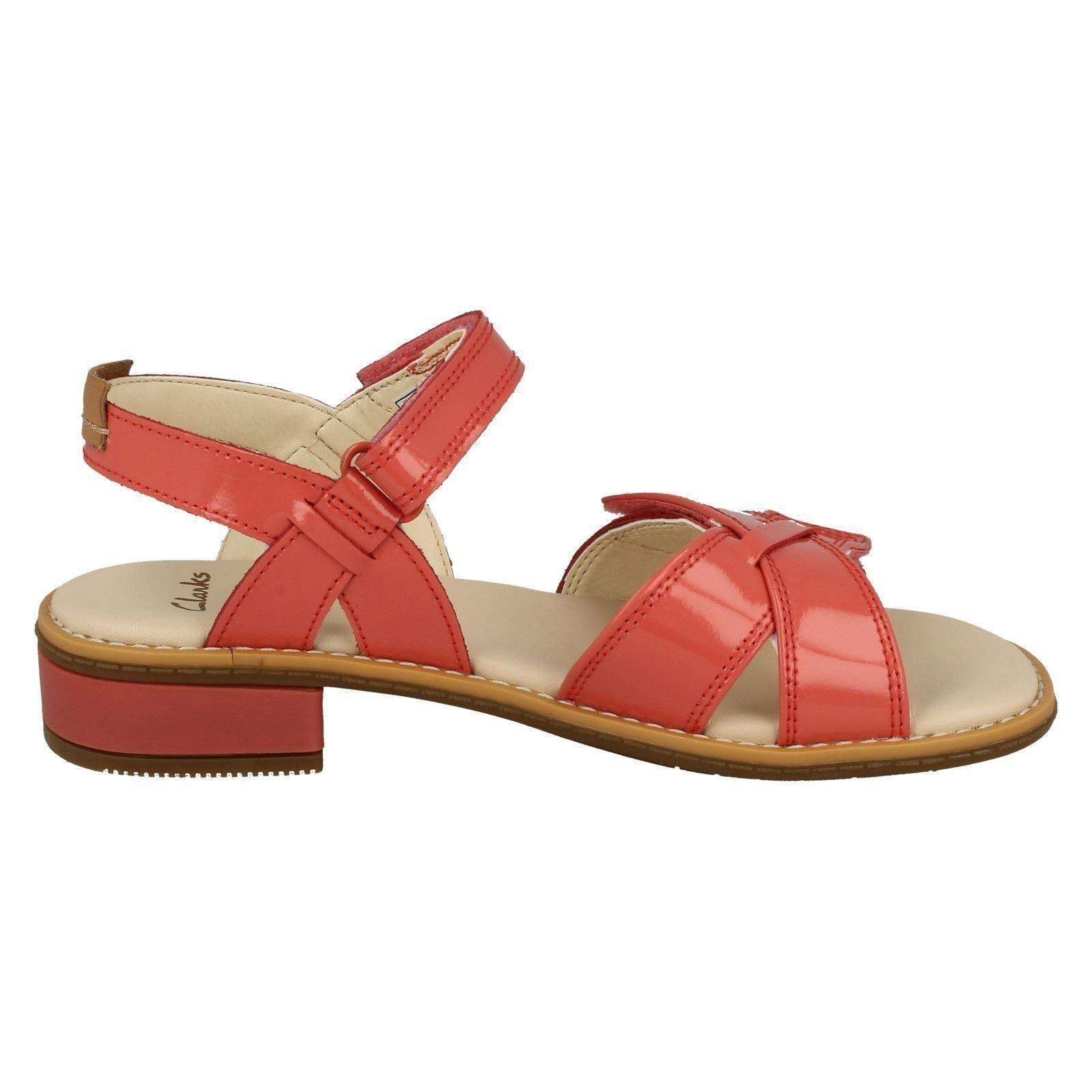 Girls Clarks Strappy Sandals Darcy Charm