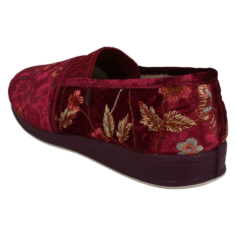 Ladies Padders Casual Slip On Full Slippers Ann