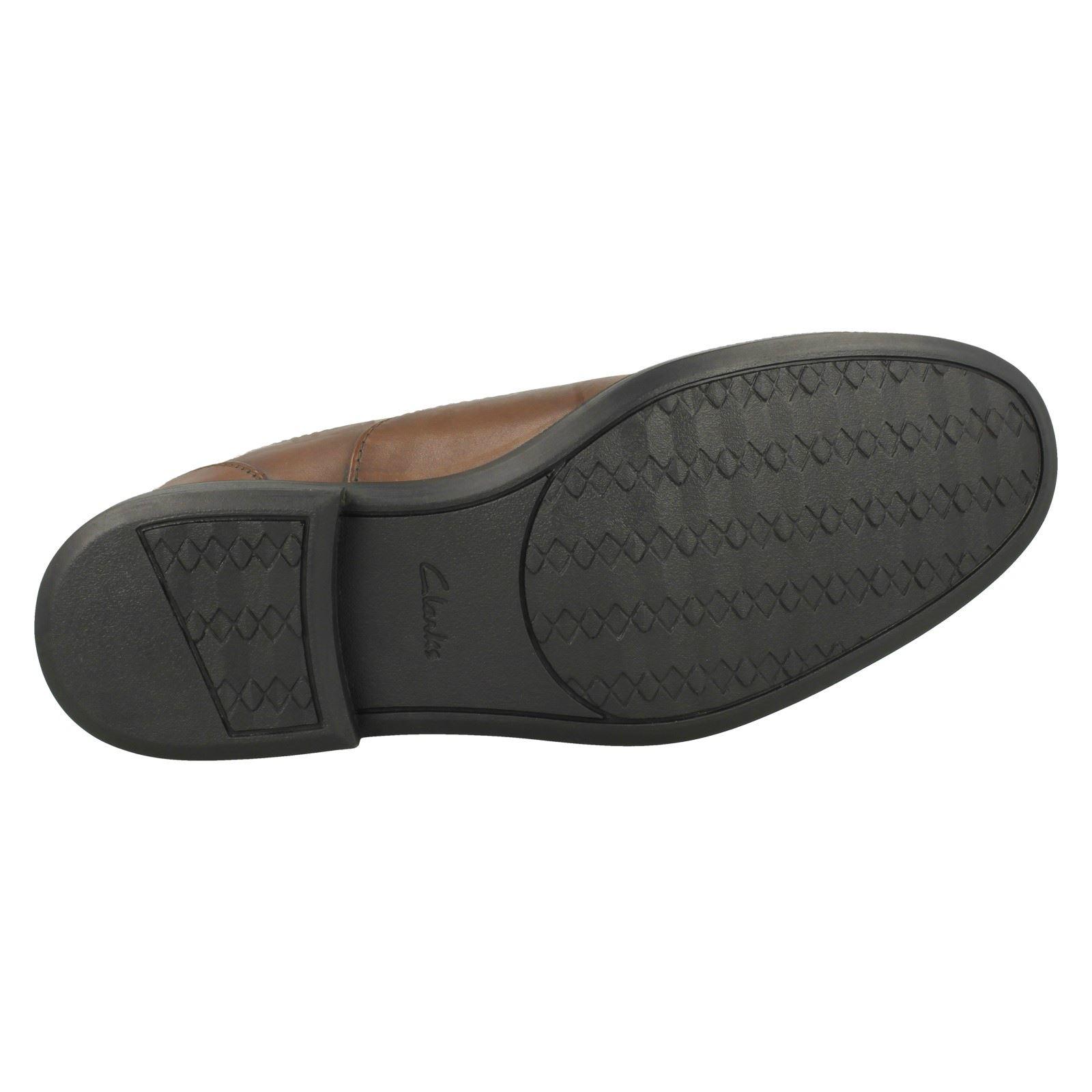 Mens Clarks Gabson Step Slip On Shoes