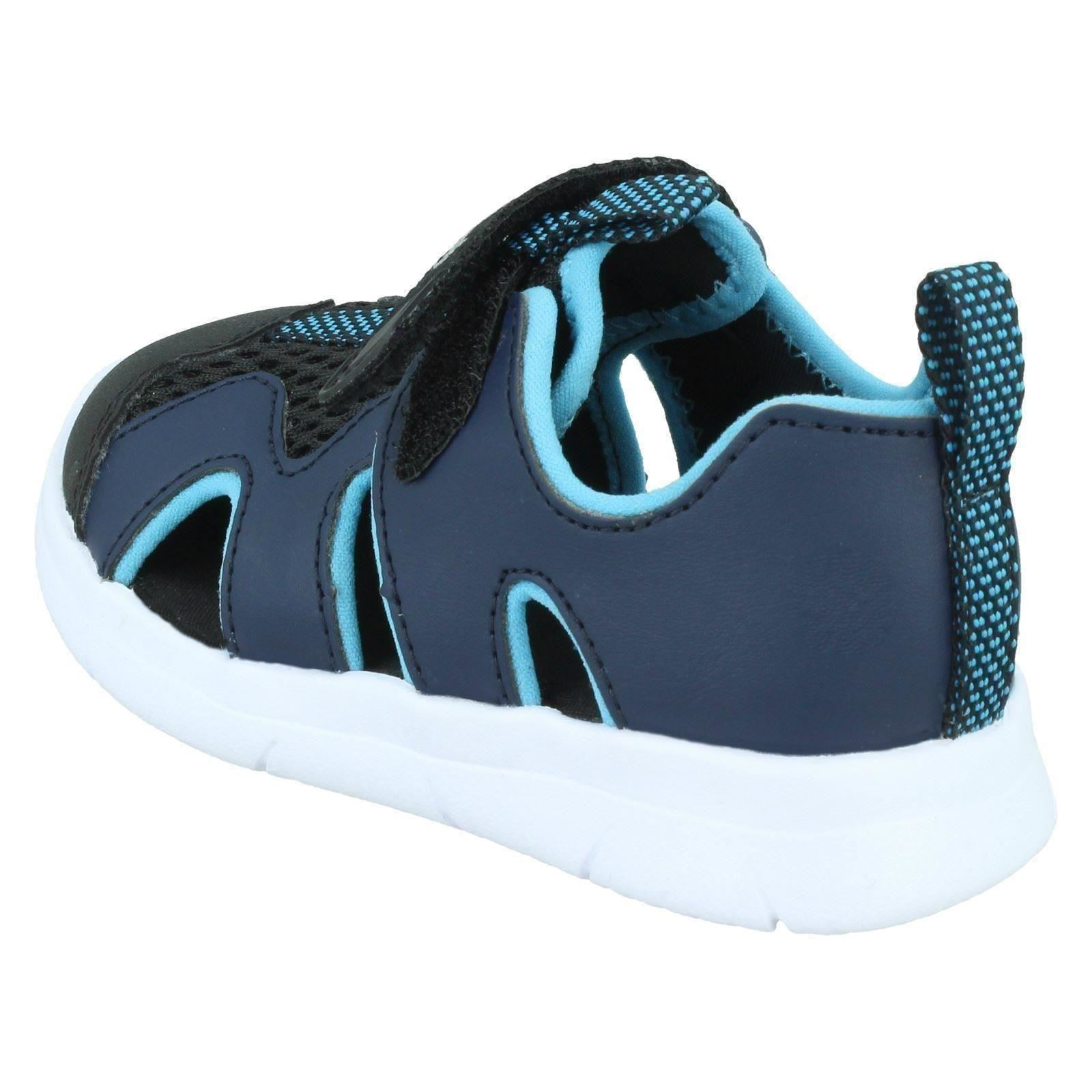 Childrens Clarks Ath Surf T Casual Summer Sandals