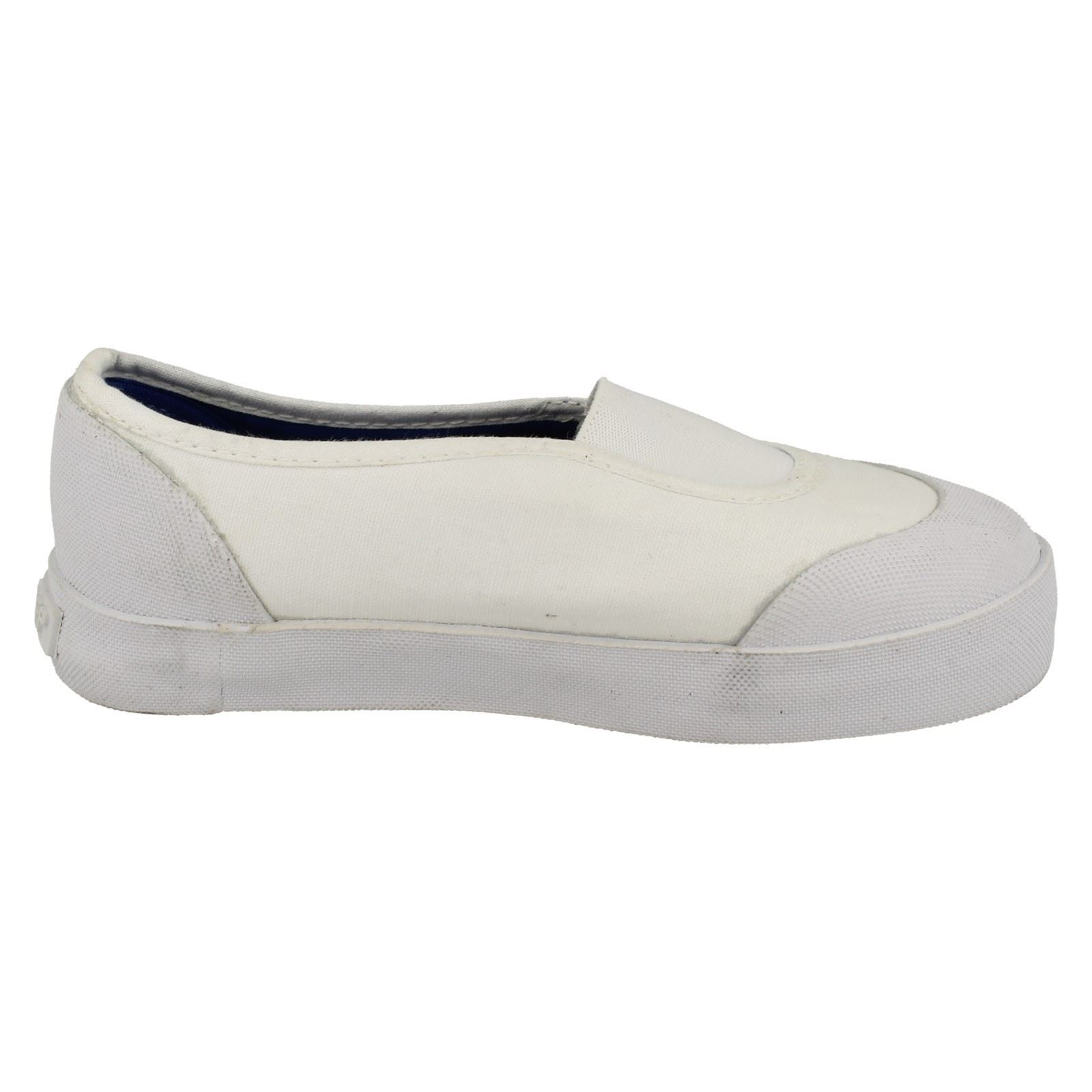 Unisexe Spot on Lacet Toile Chaussures