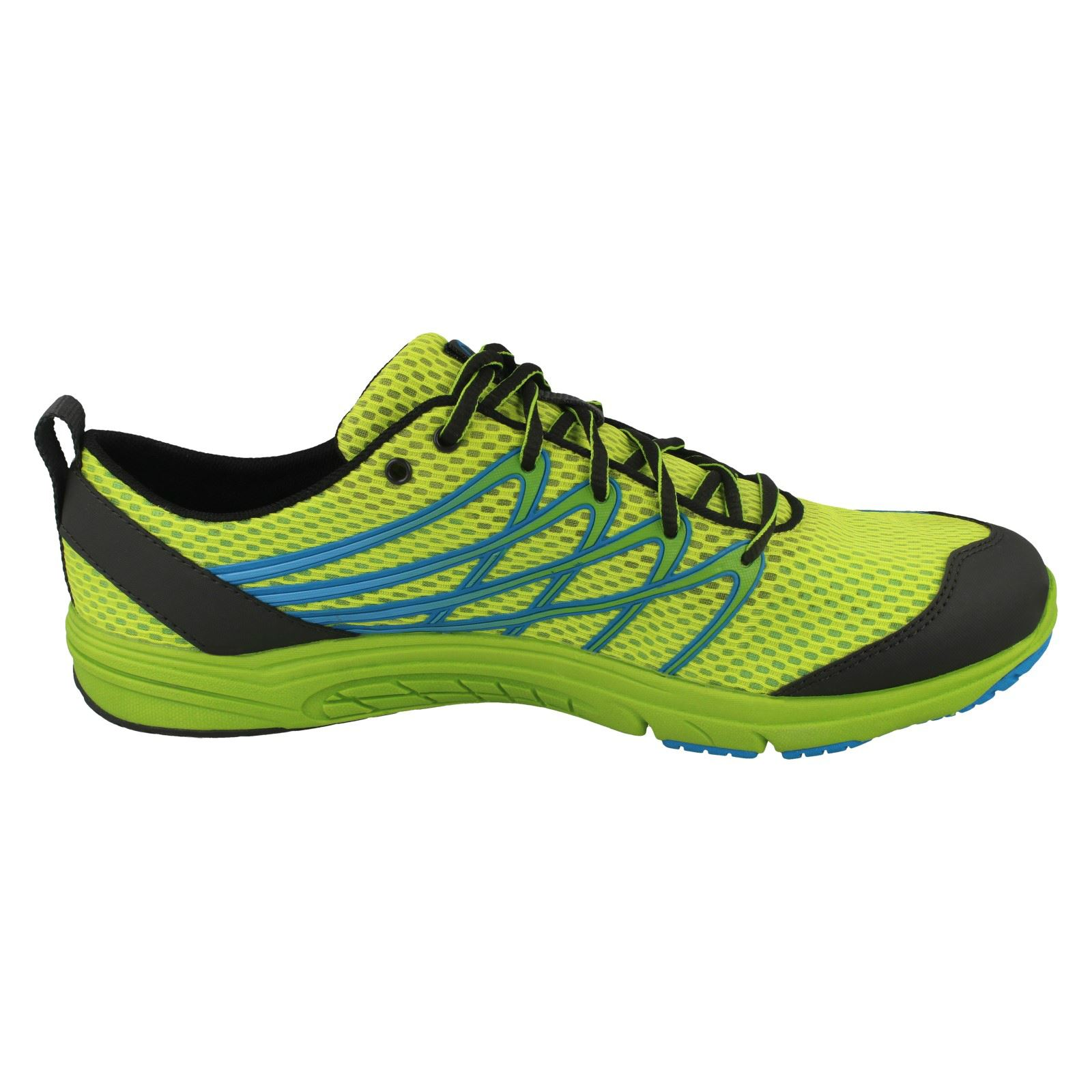 Mens Merrell Lace Up Trainers Bare Access 3