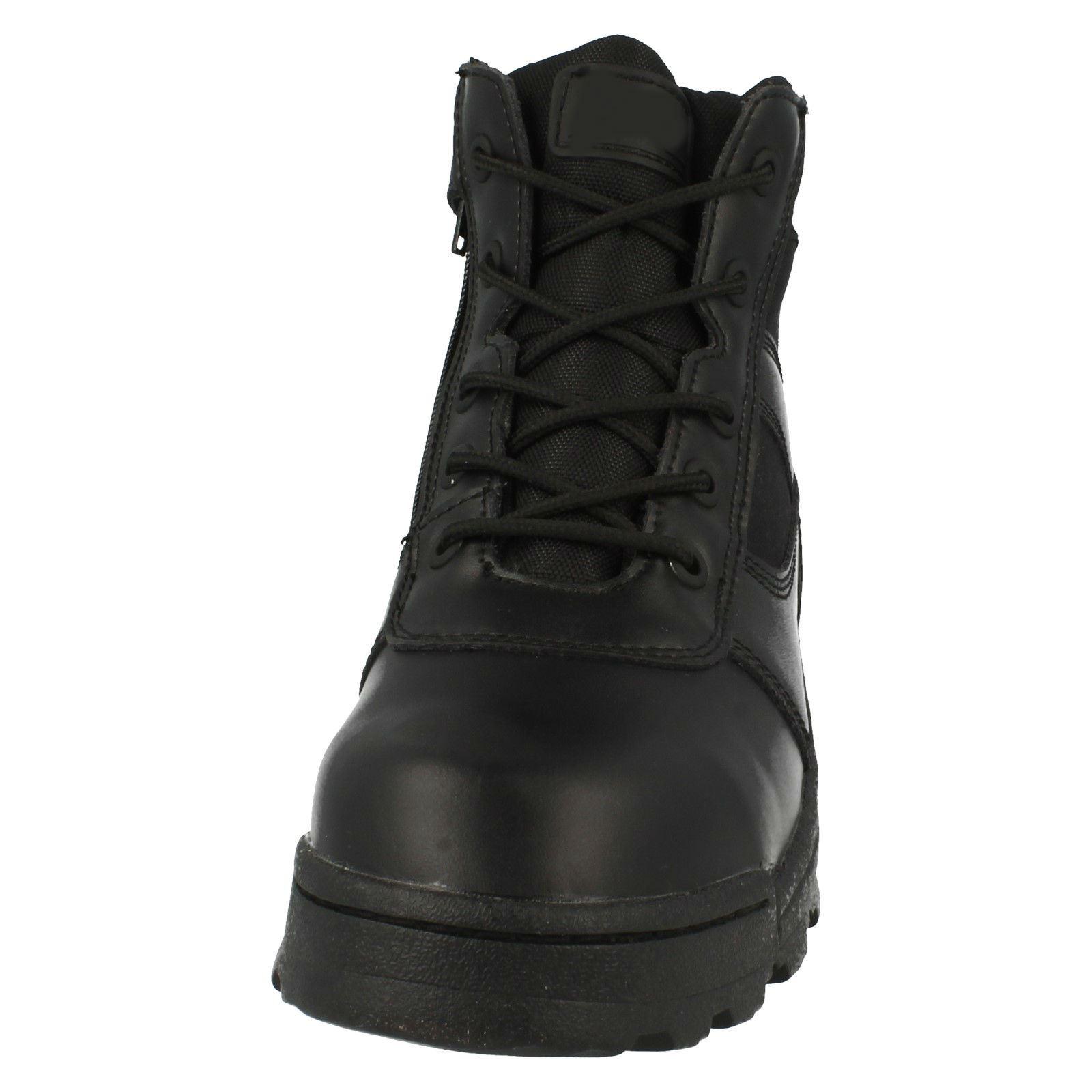 Mens Dura-Max Mid Zip Composite Toe Boots 4205 CTZ