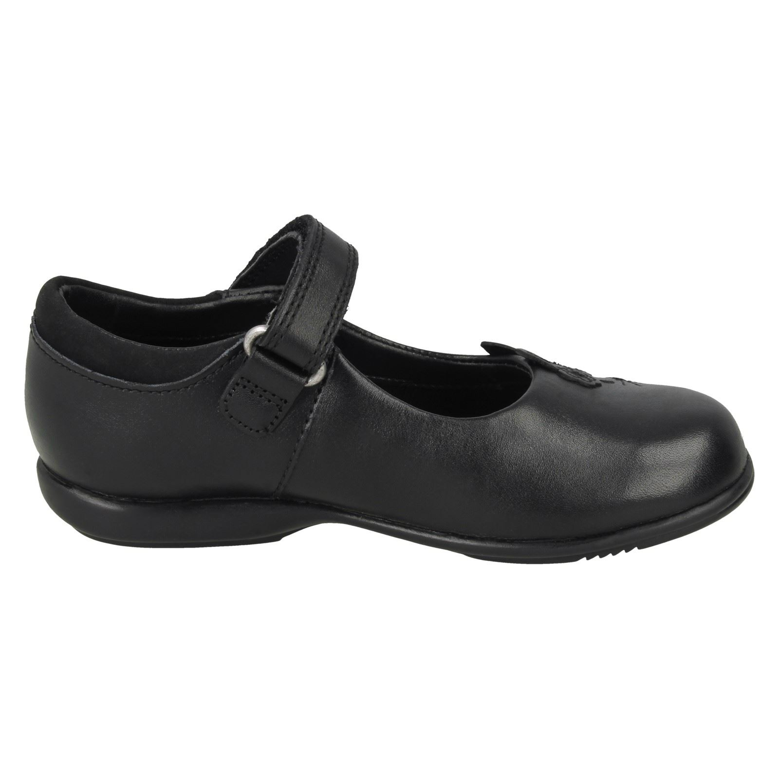 Girls Clarks School Shoes with Lights /'Trixi Run/'