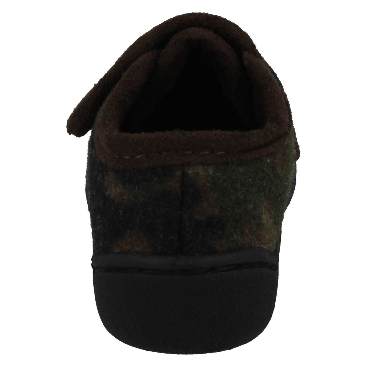 Childrens Clarks Full Slippers *Fest Jump*