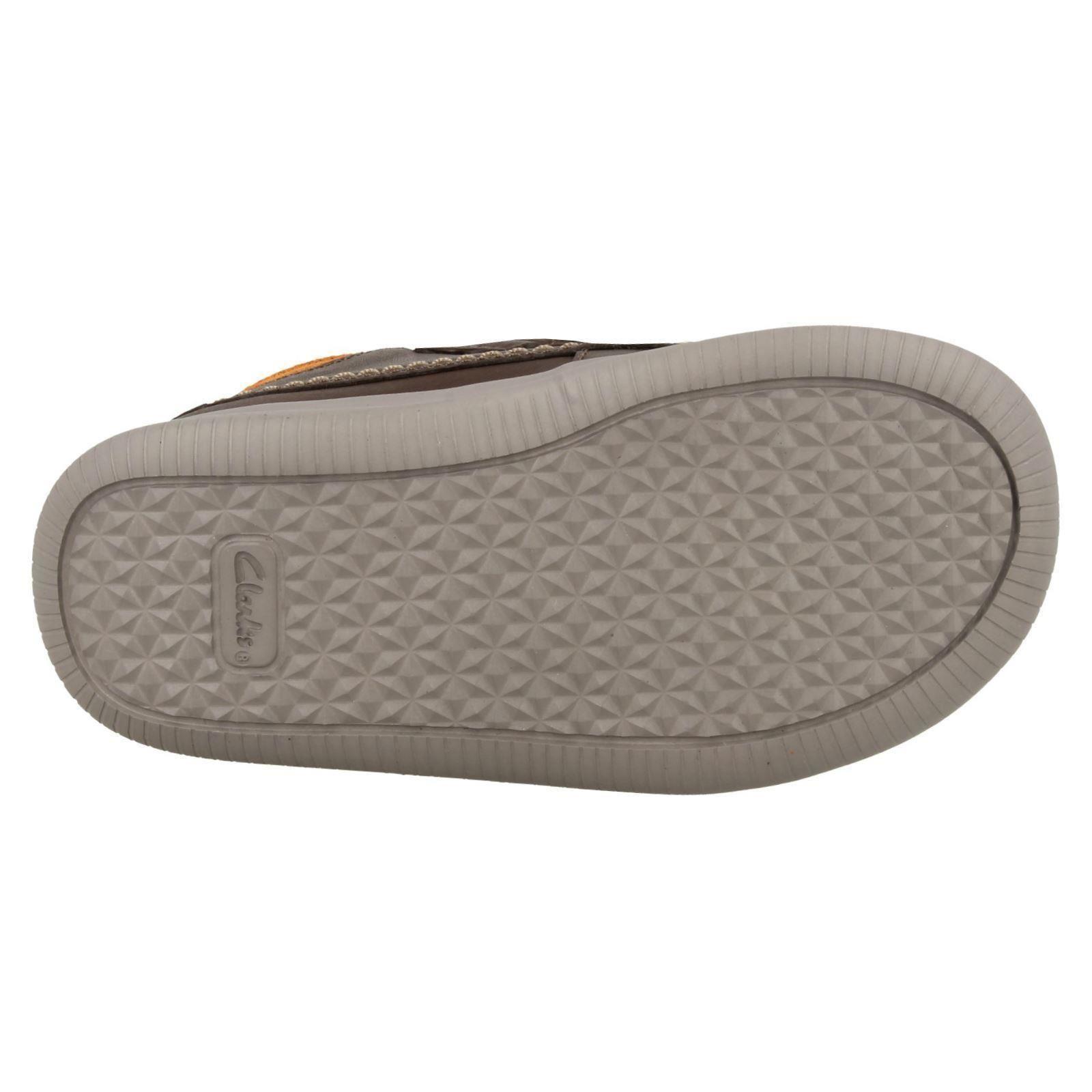 """Garçons Premier Chaussures Par CLARKS BOTTINES /""""Cloud Tuktu/"""""""