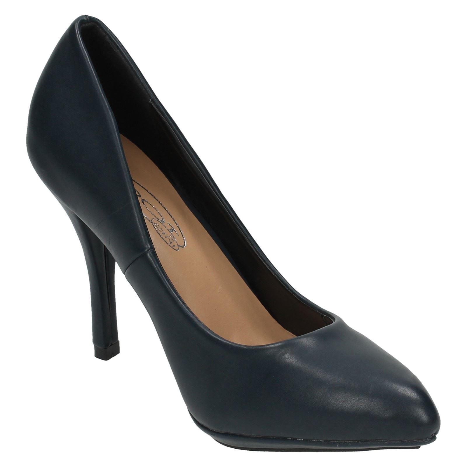 """Femmes Spot on Talon Haut /""""Cour Chaussures De"""